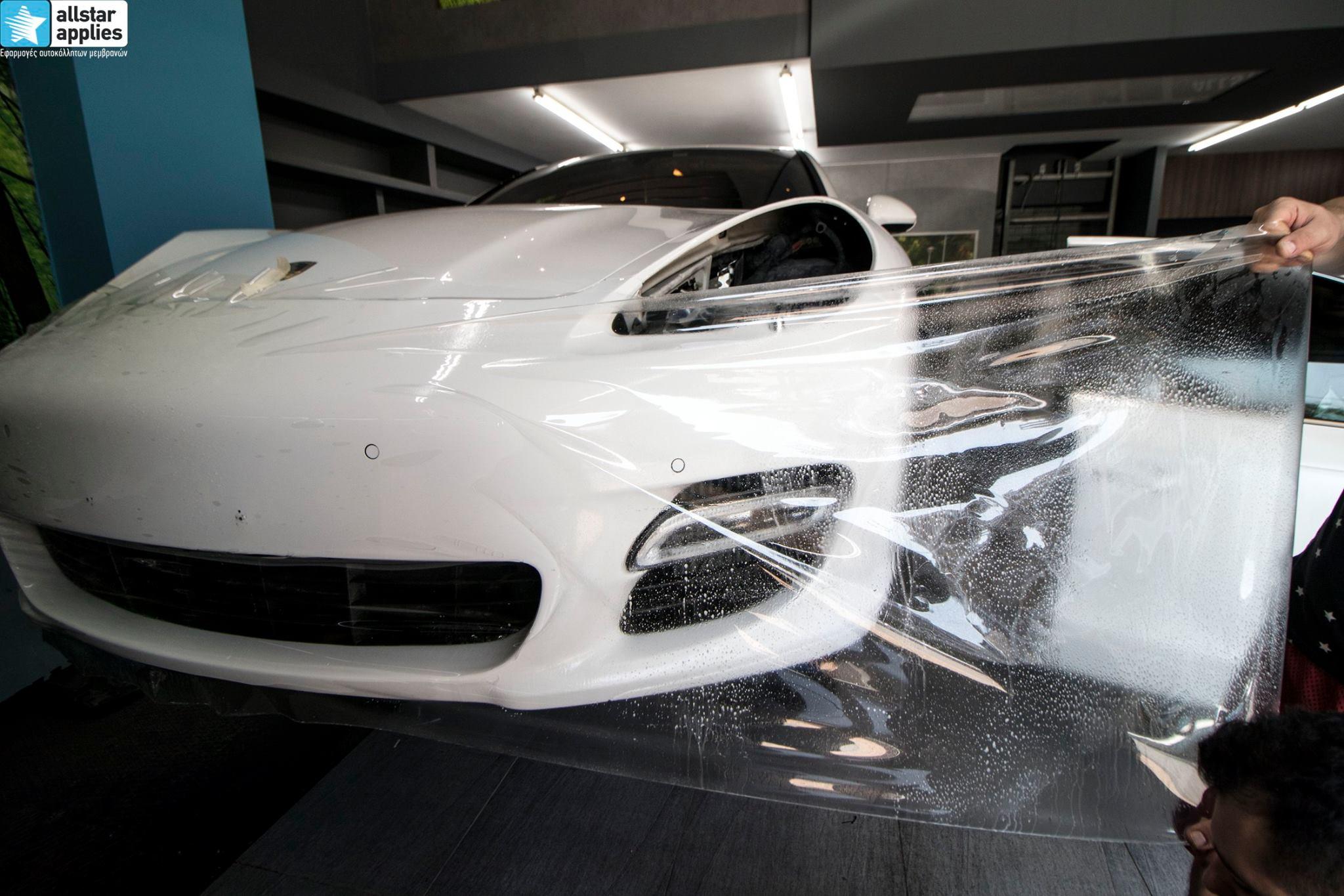 Porsche Panamera - Paint Protection Film (6)