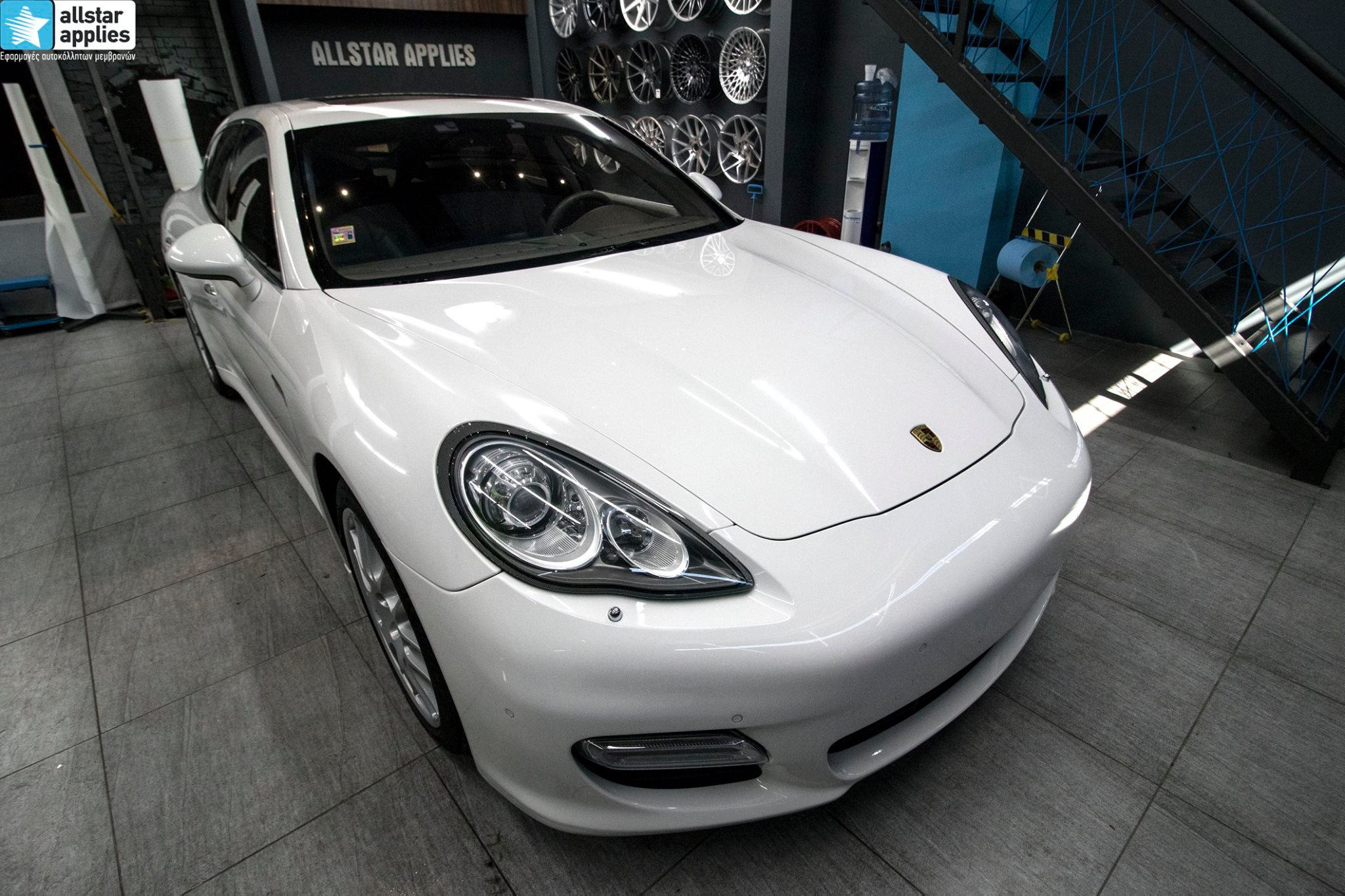Porsche Panamera - Paint Protection Film (7)