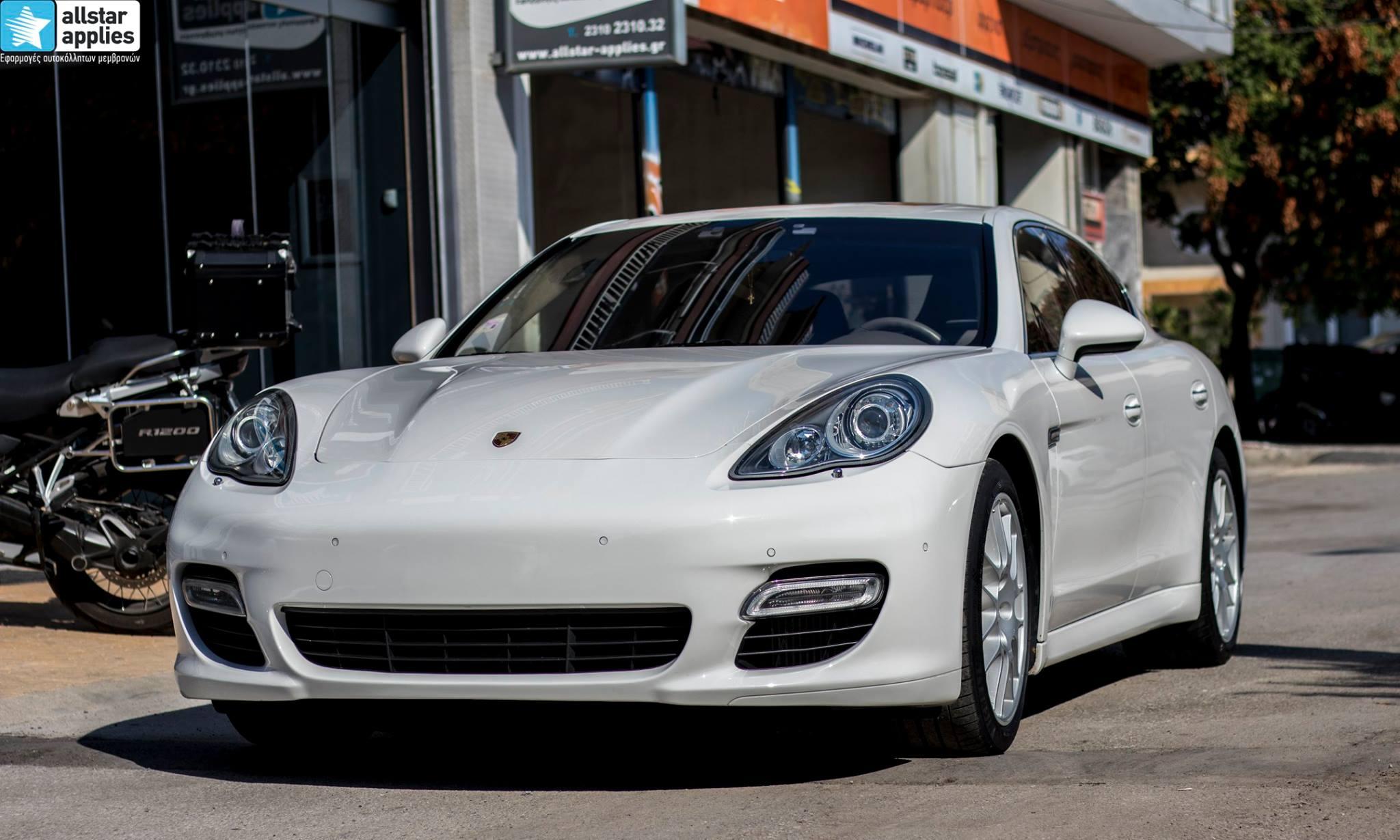 Porsche Panamera - Paint Protection Film (8)