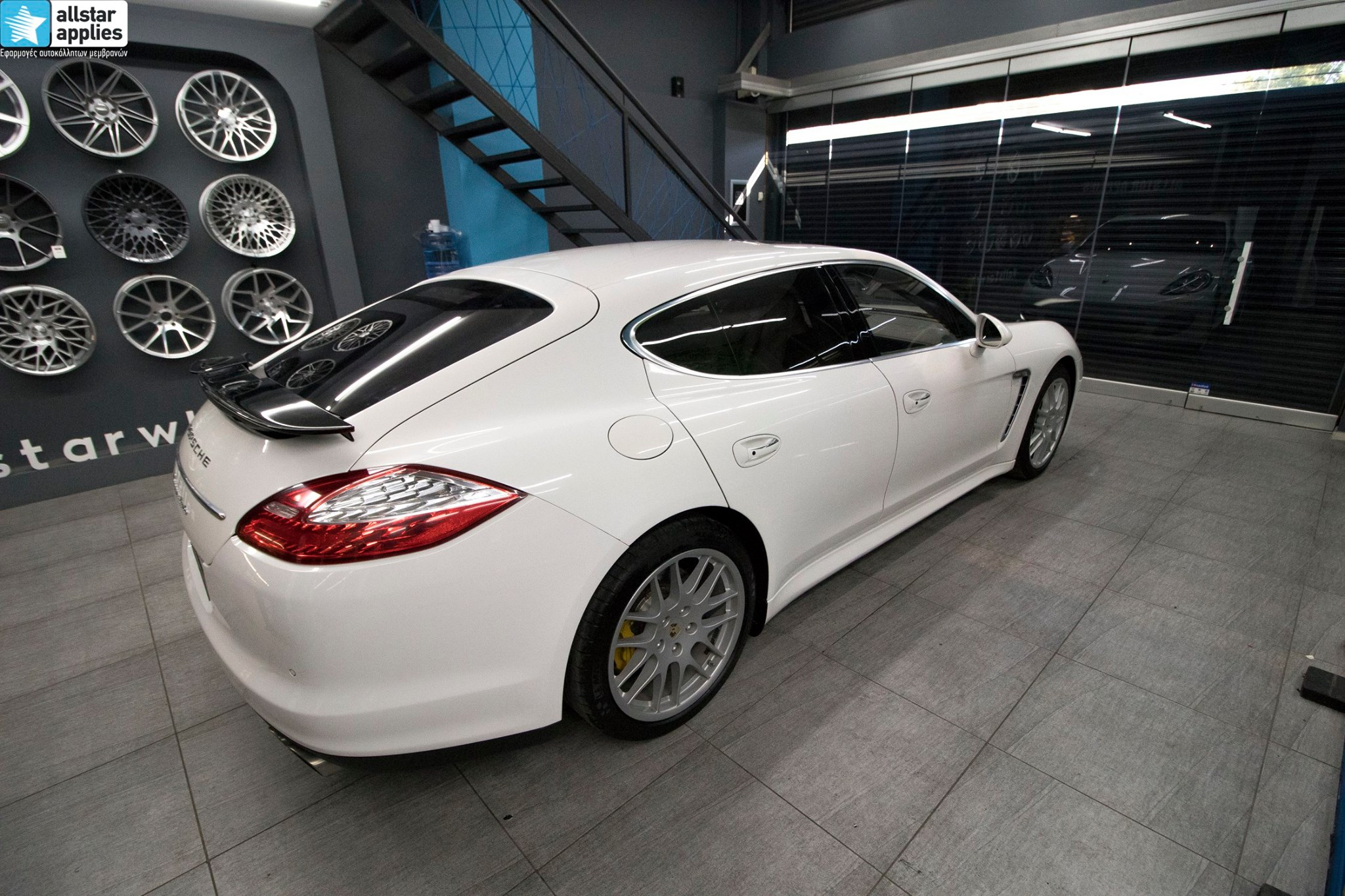 Porsche Panamera - Paint Protection Film (9)