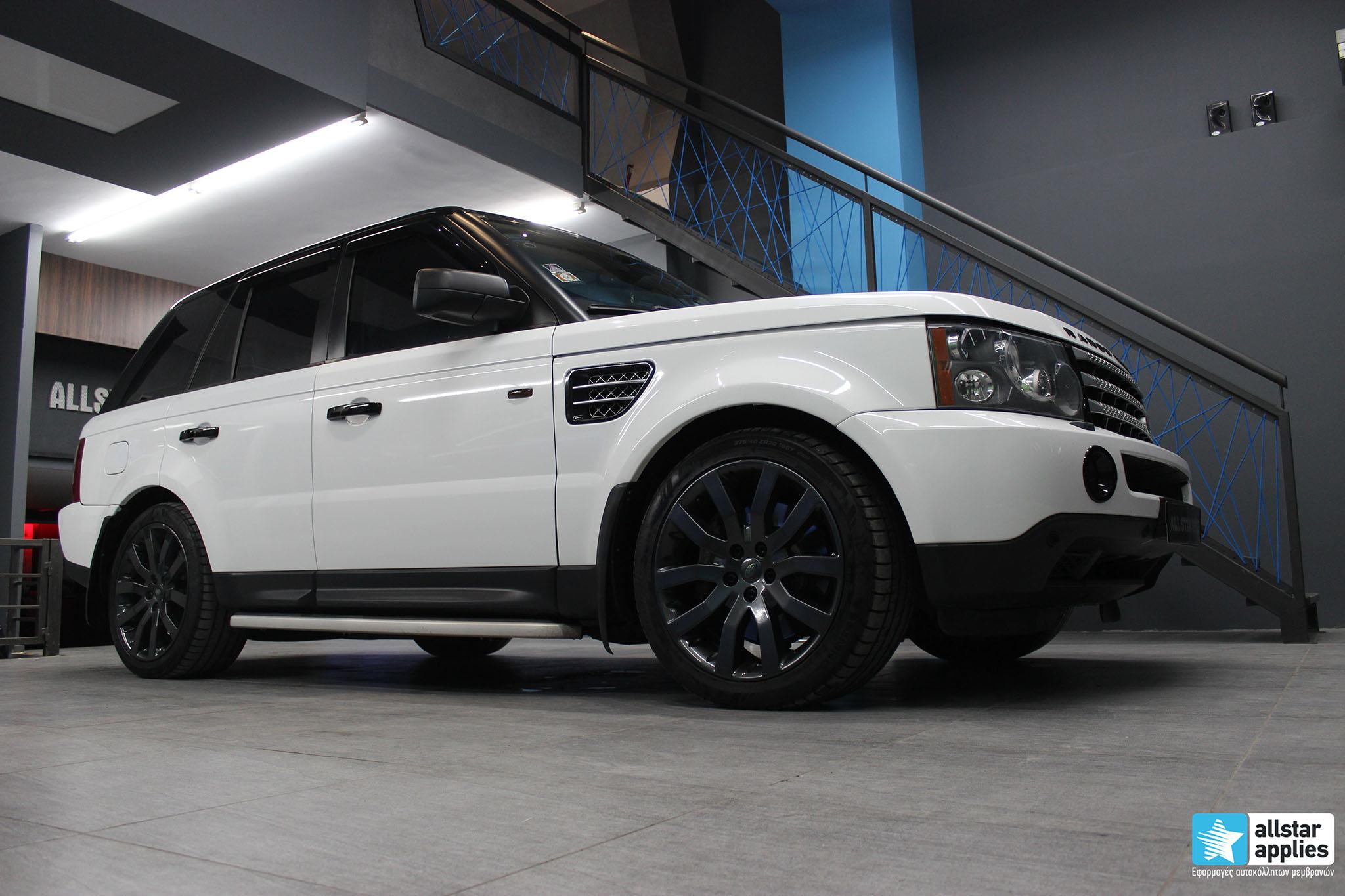 Range Rover – White Metallic (3)