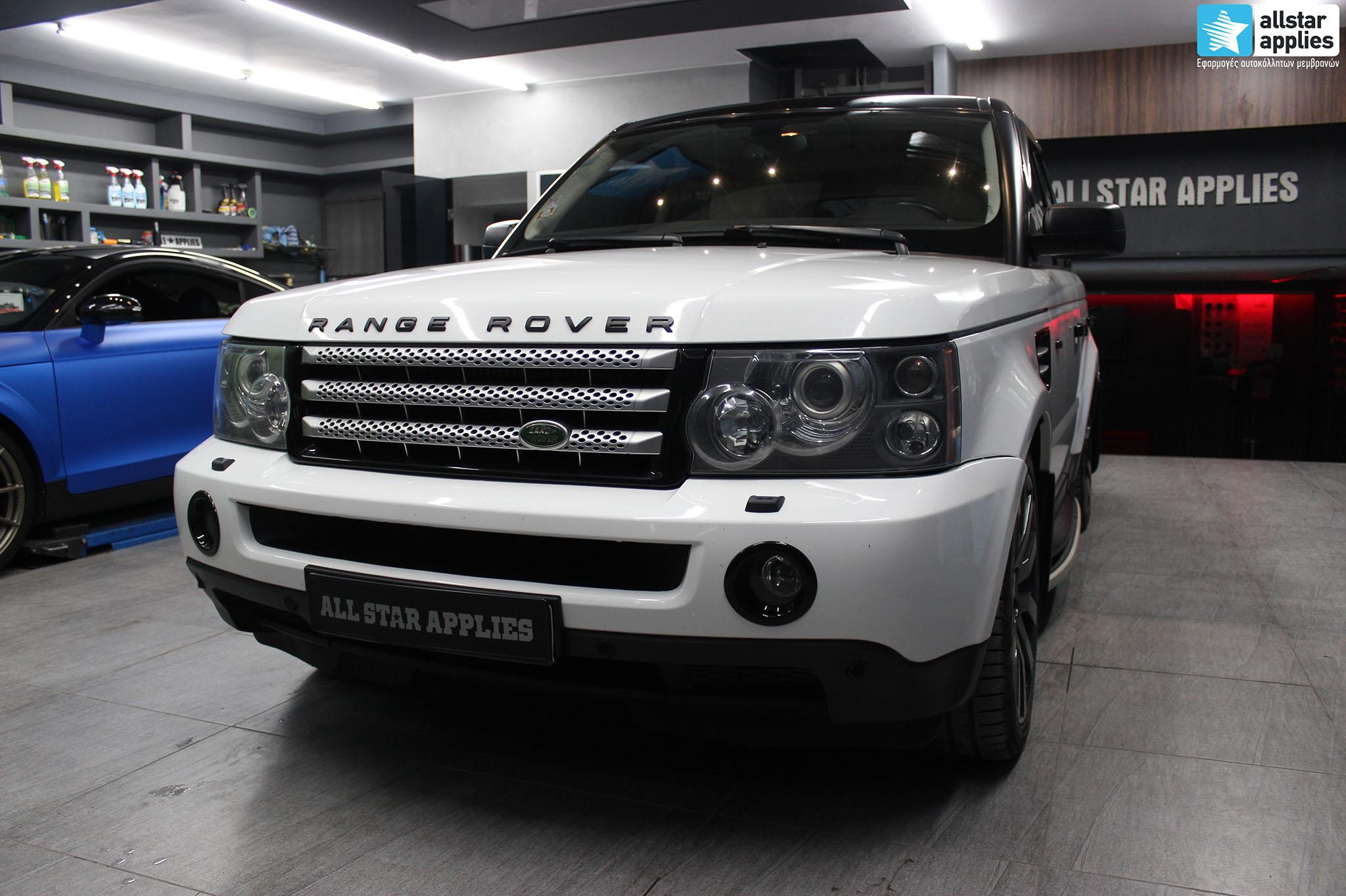 Range Rover – White Metallic (4)