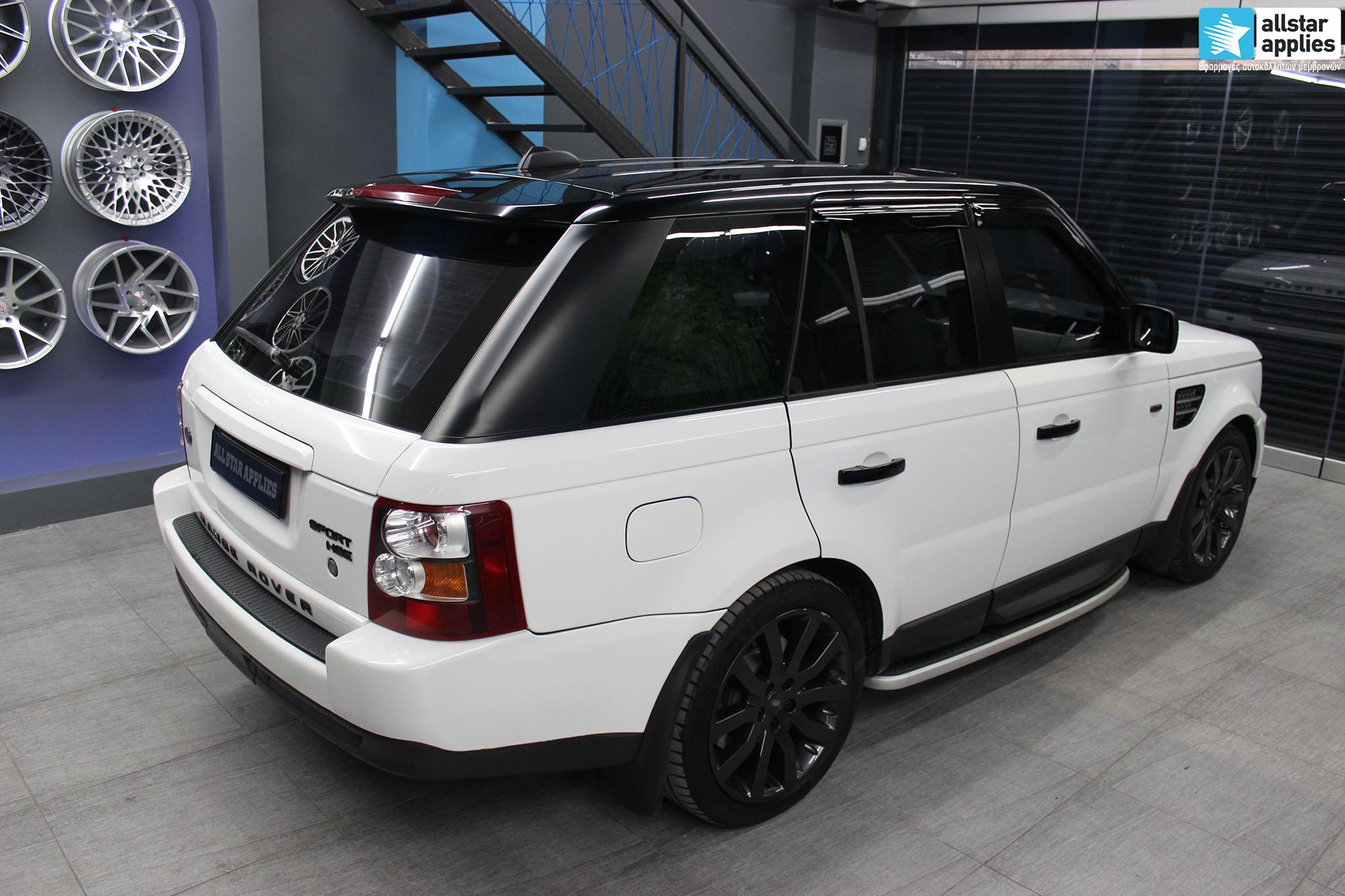 Range Rover – White Metallic (5)
