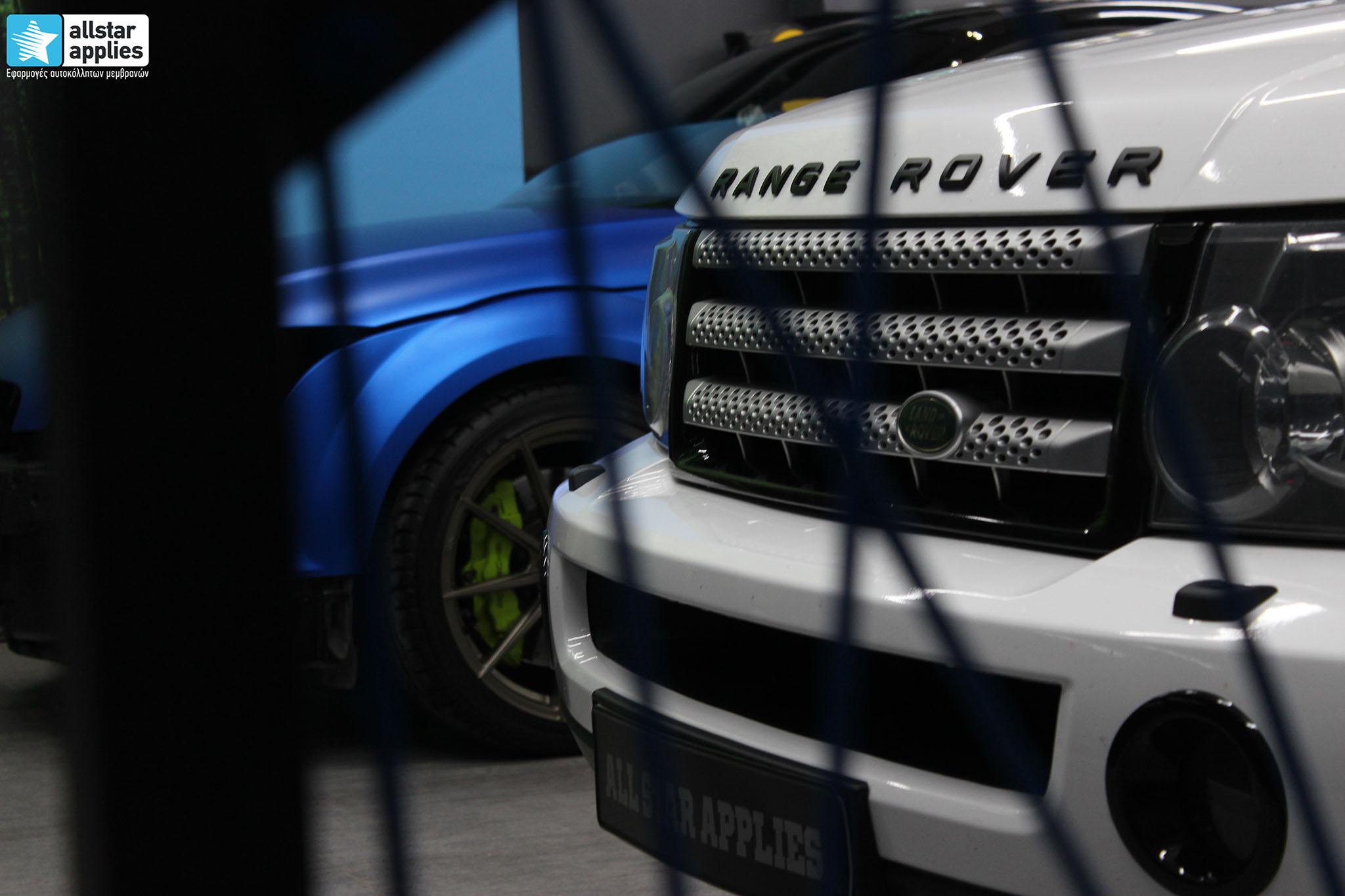 Range Rover – White Metallic (7)