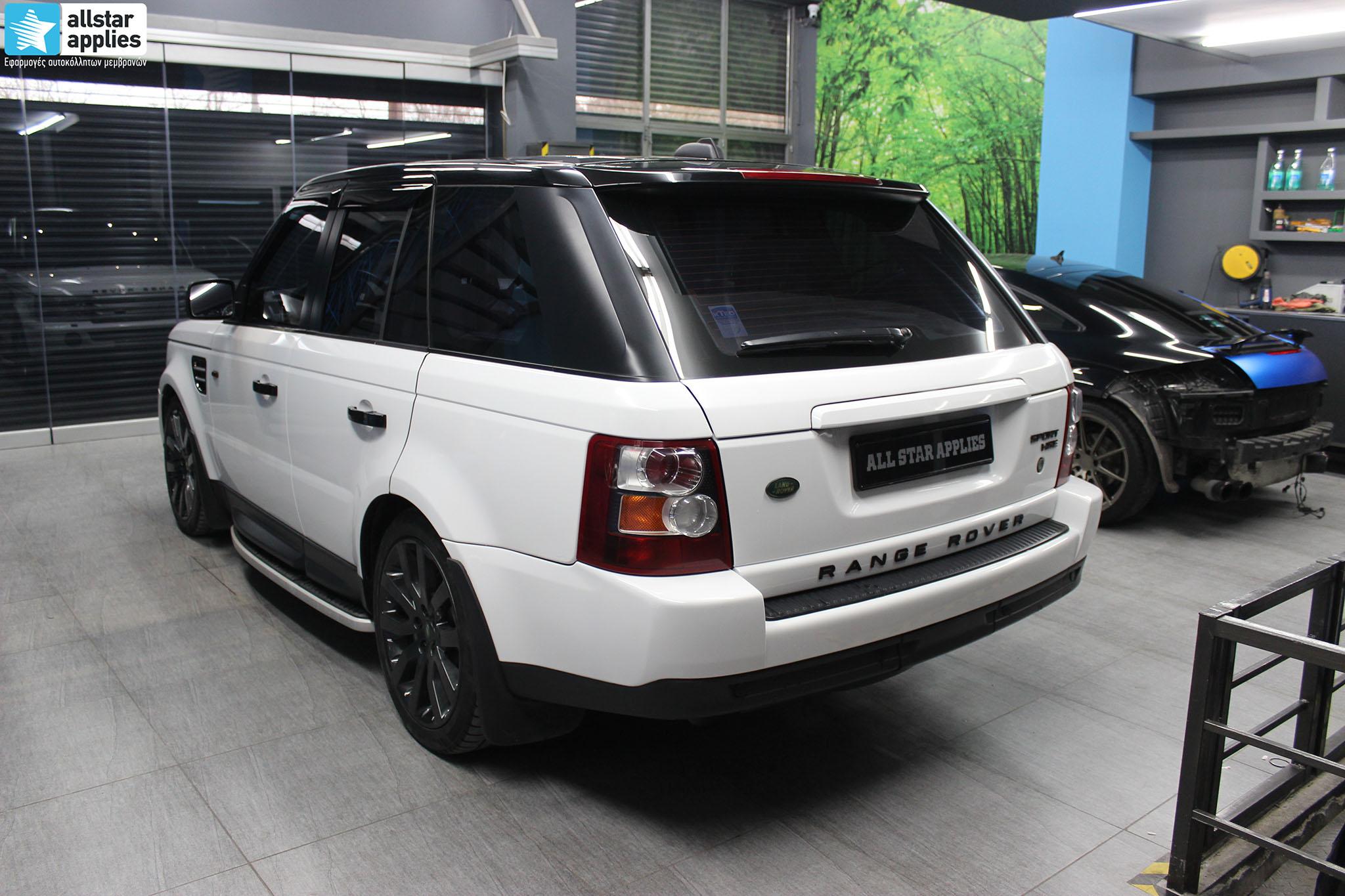 Range Rover – White Metallic (9)