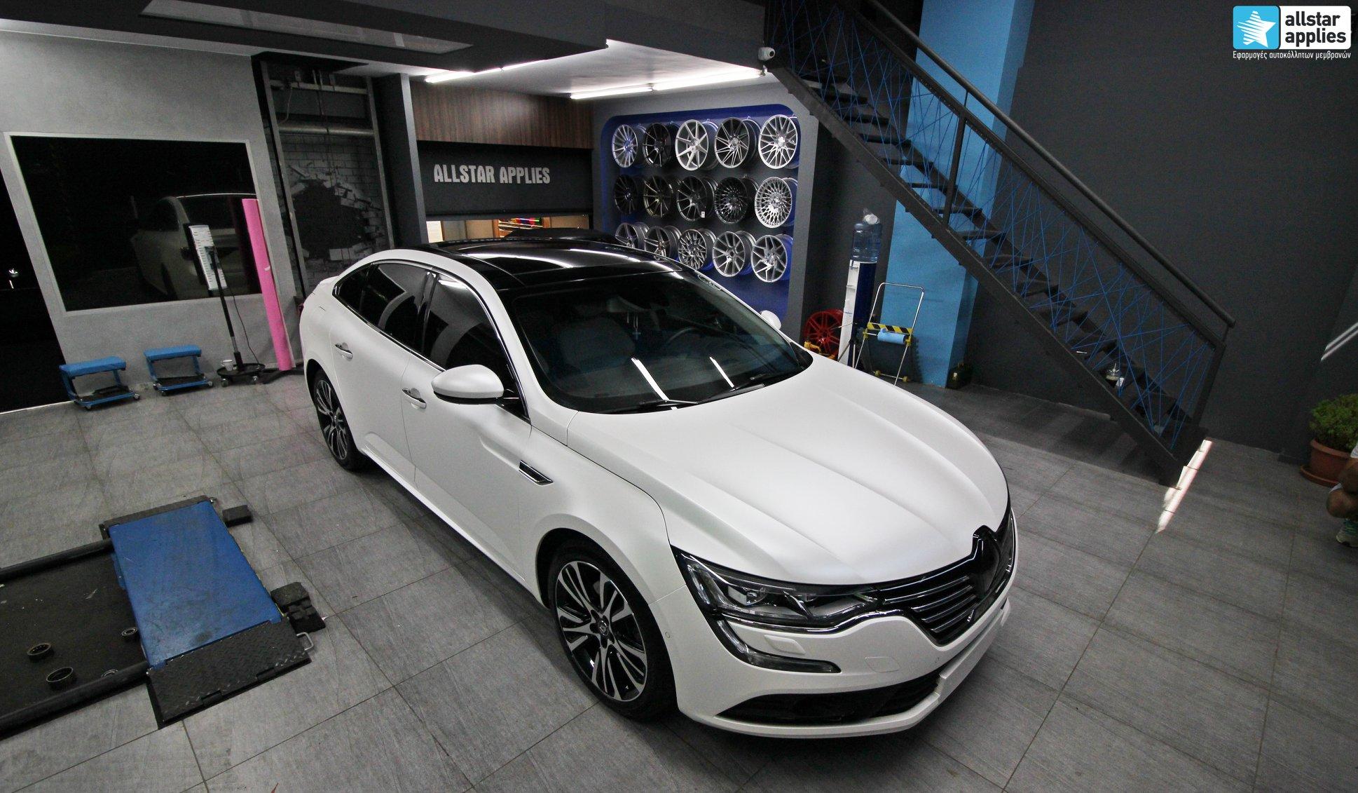 Renault Talisman - Satin Pearl White (11)