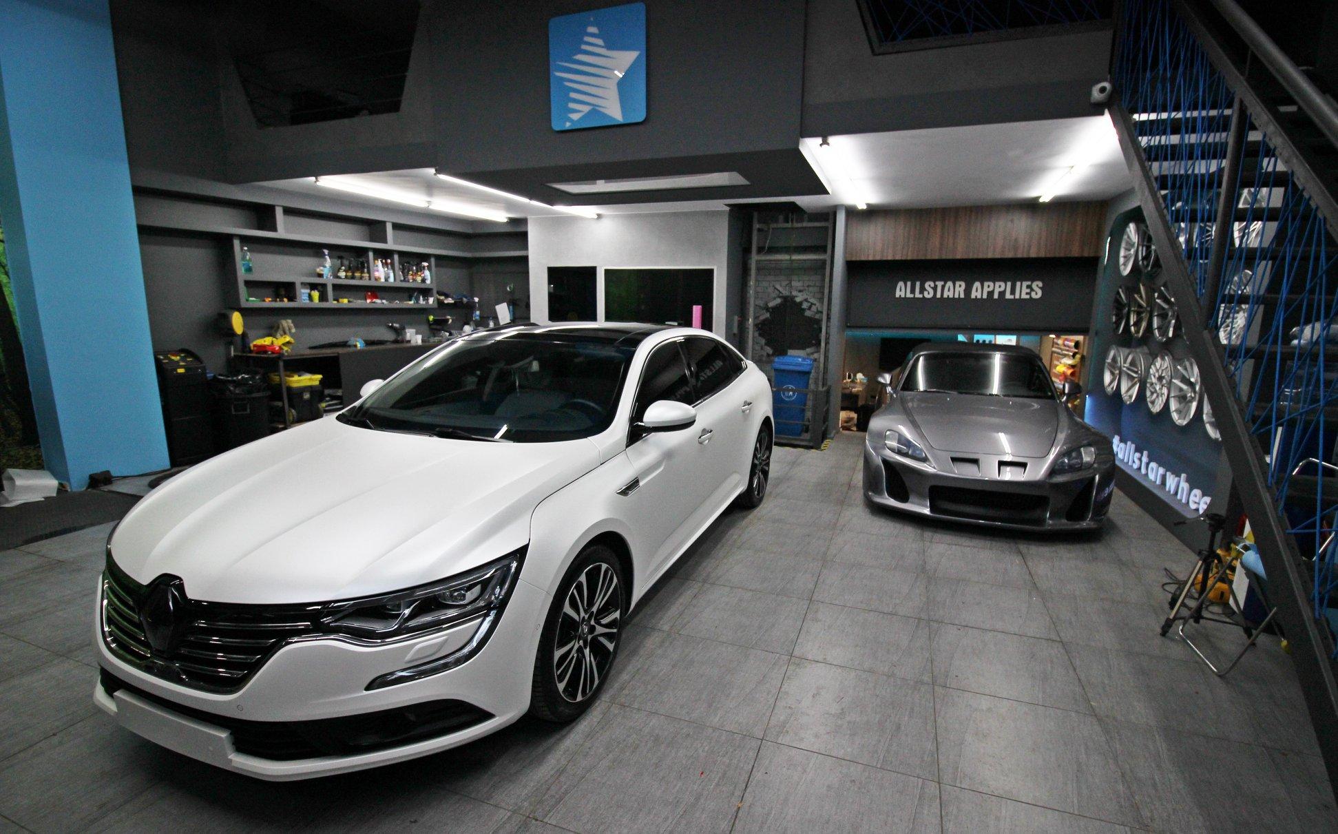 Renault Talisman - Satin Pearl White (12)