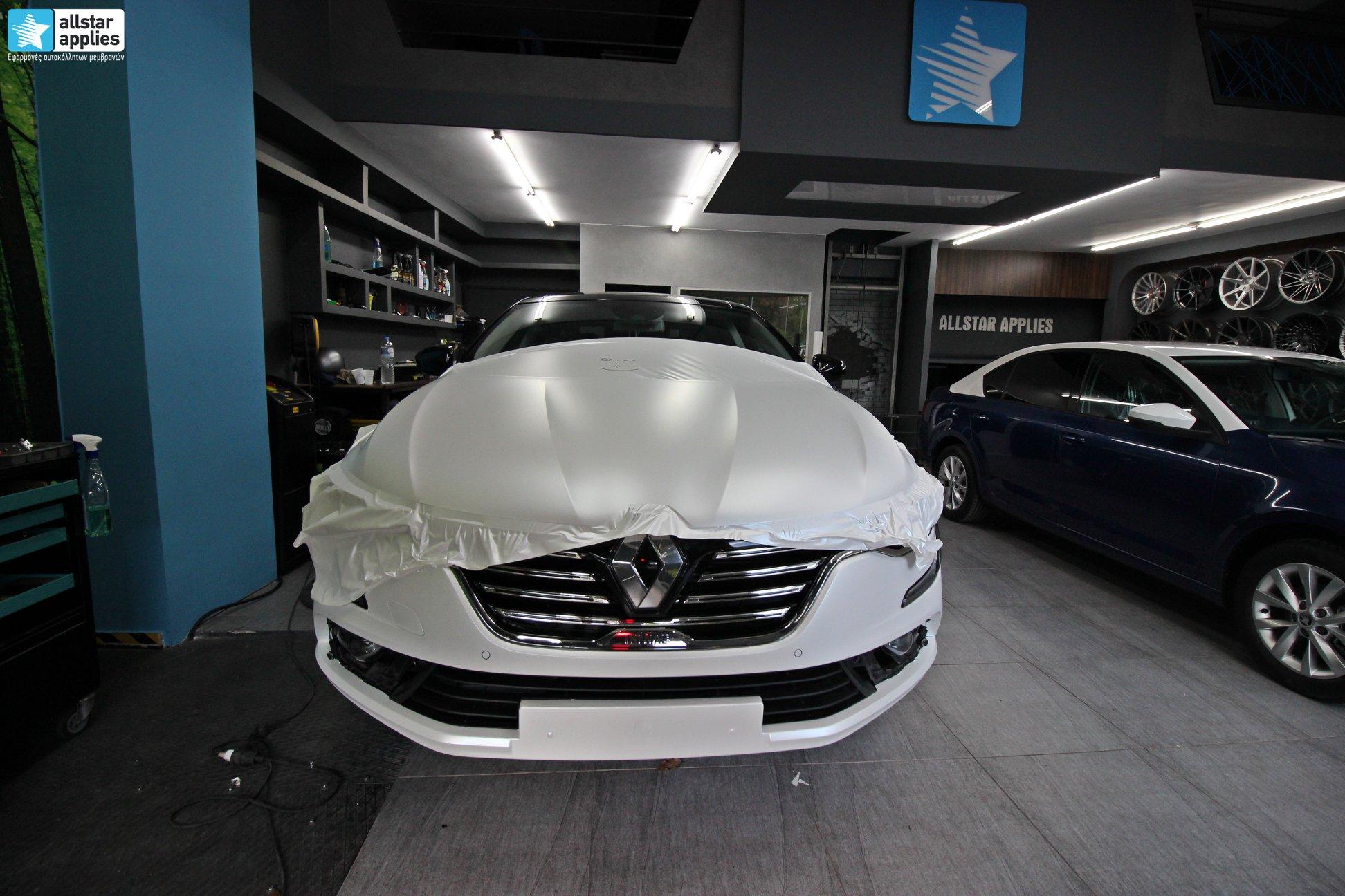 Renault Talisman - Satin Pearl White (16)