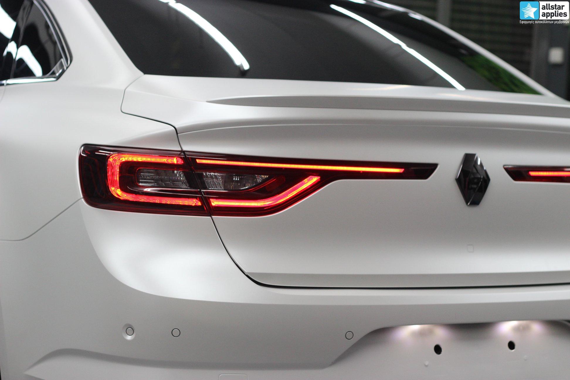 Renault Talisman - Satin Pearl White (3)