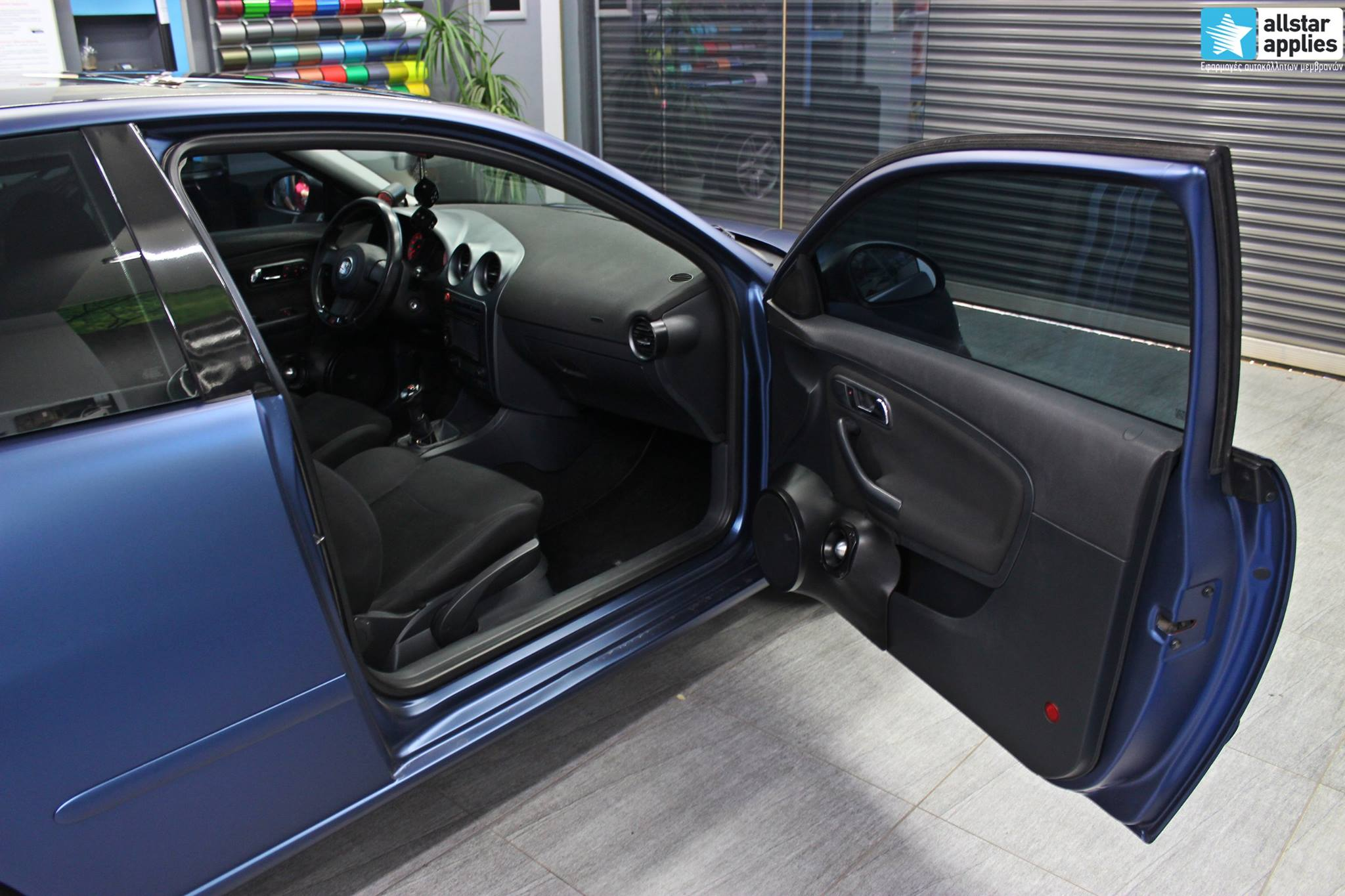 Seat Ibiza - Matte Trenton Blue (10)