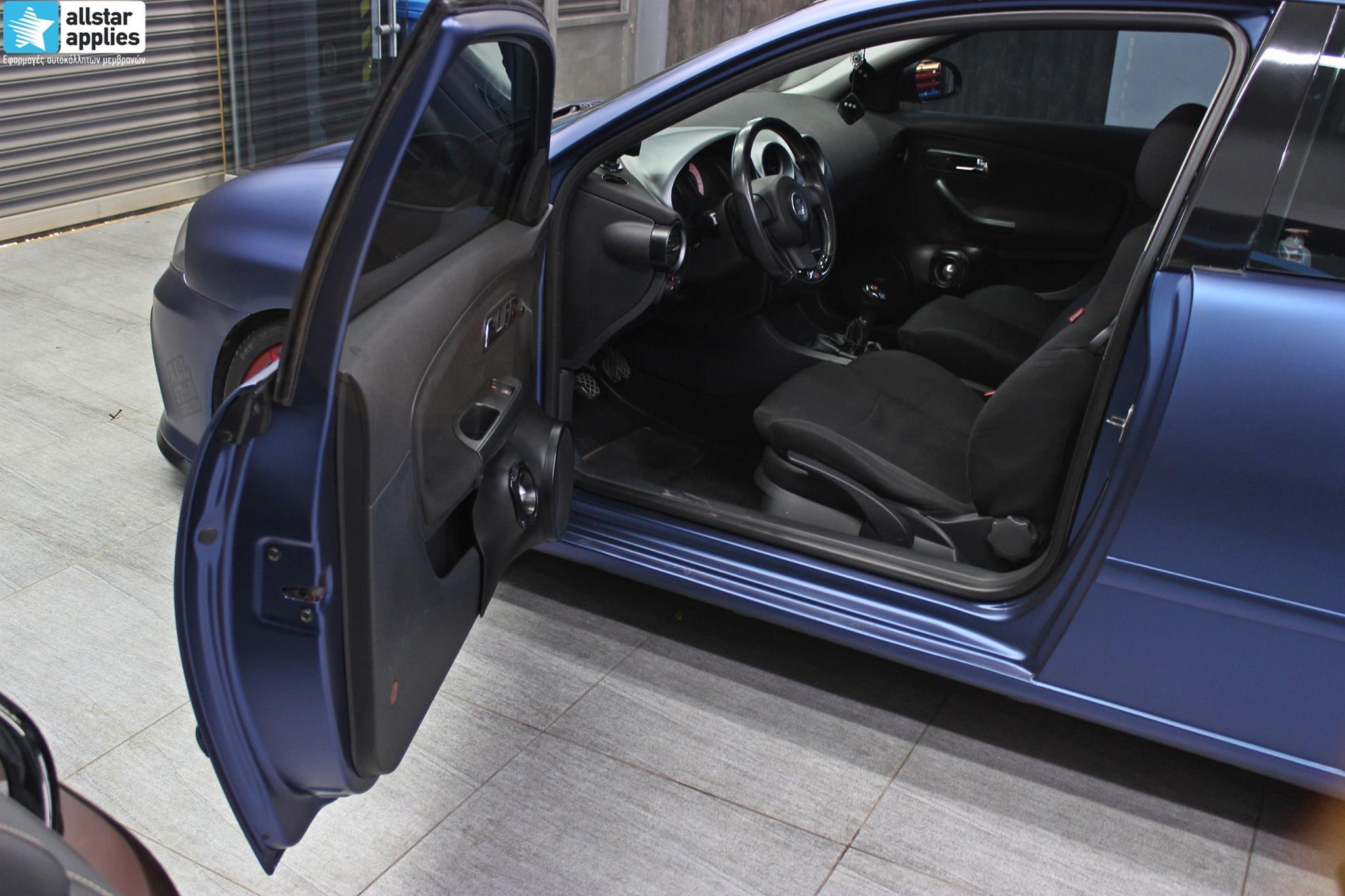 Seat Ibiza - Matte Trenton Blue (11)