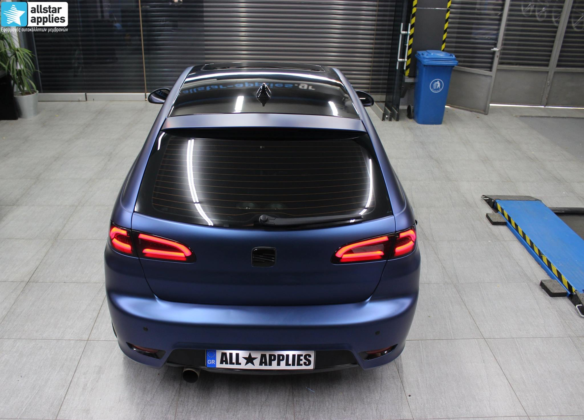 Seat Ibiza - Matte Trenton Blue (6)