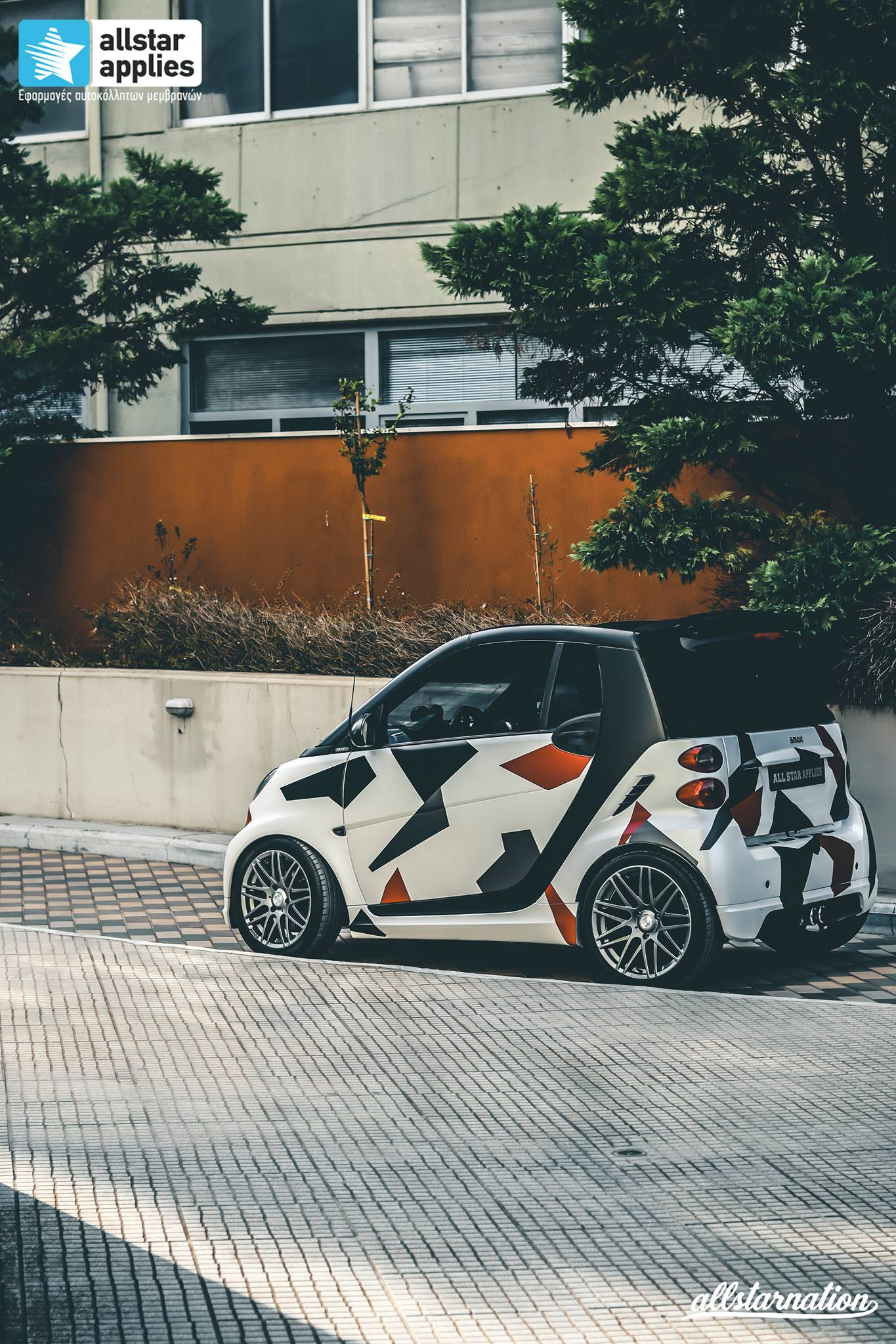 Smart Brabus 451 Cabrio - Polygon Camo (13)