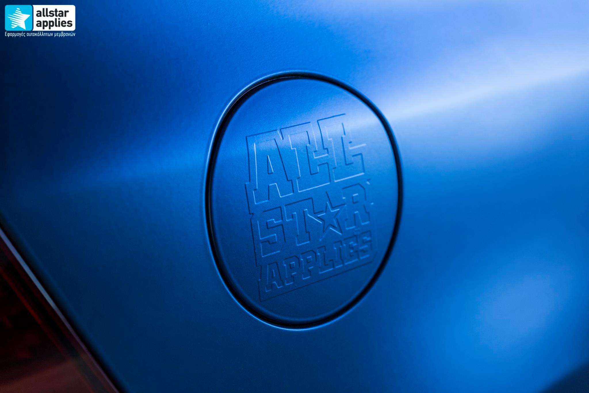 VW Golf 5 - Matt Trenton Blue (8)