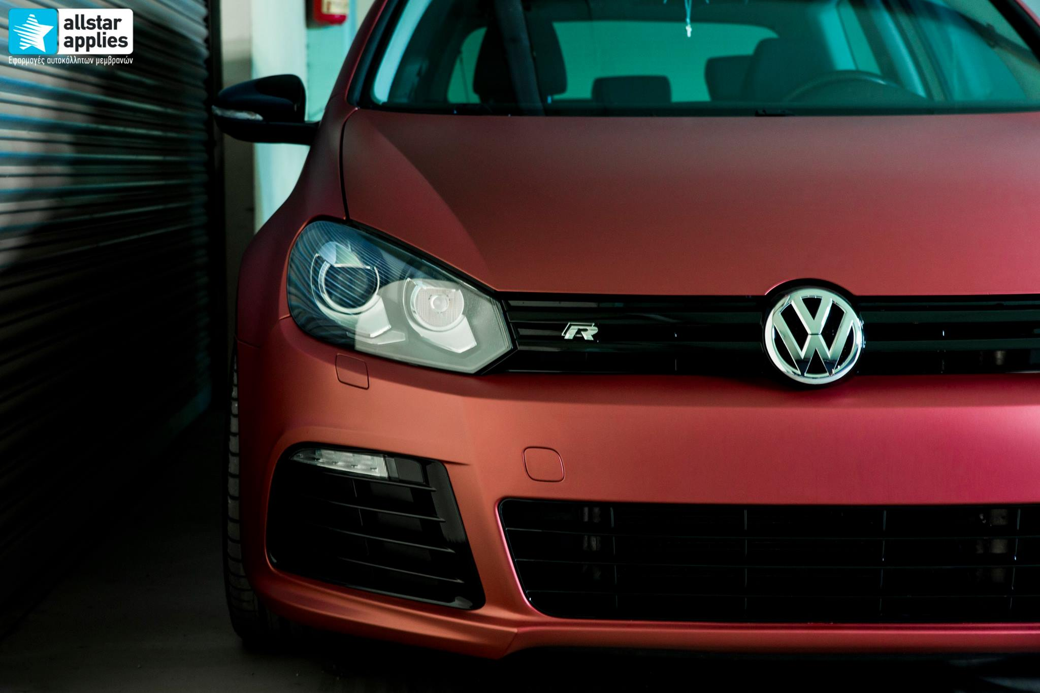 VW Golf 6 - Anodized Red (12)