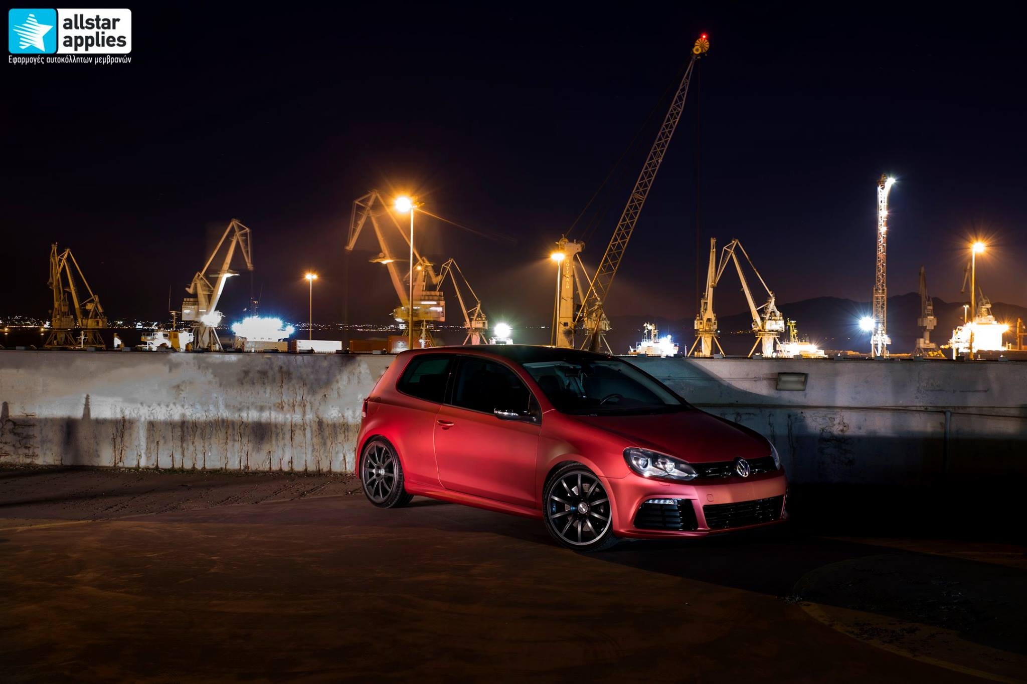 VW Golf 6 - Anodized Red (4)