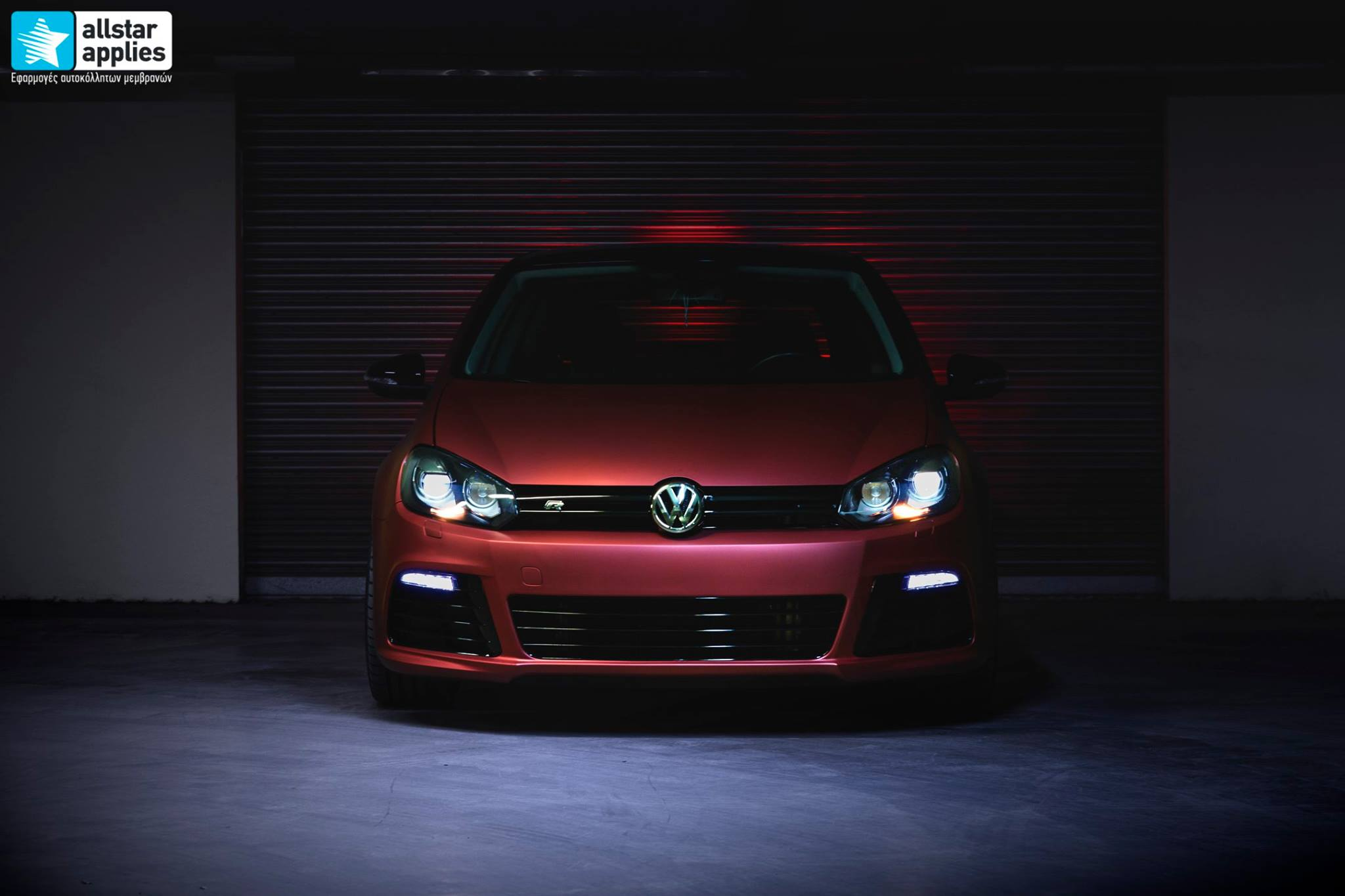 VW Golf 6 - Anodized Red (5)
