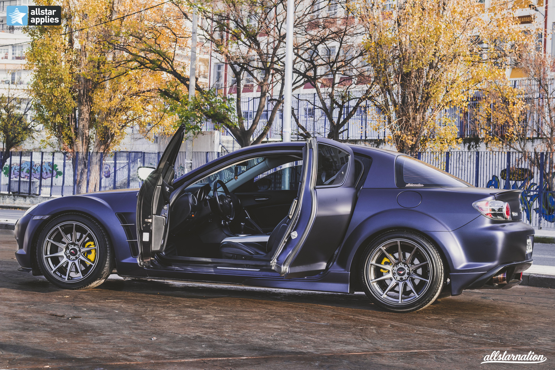 αλλαγή χρώματος αυτοκινήτου με αυτοκόλλητα Θεσσαλονίκη