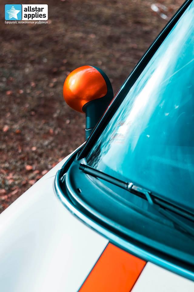 Μεμβράνες αλλαγής χρώματος Mini Cooper Allstar Applies