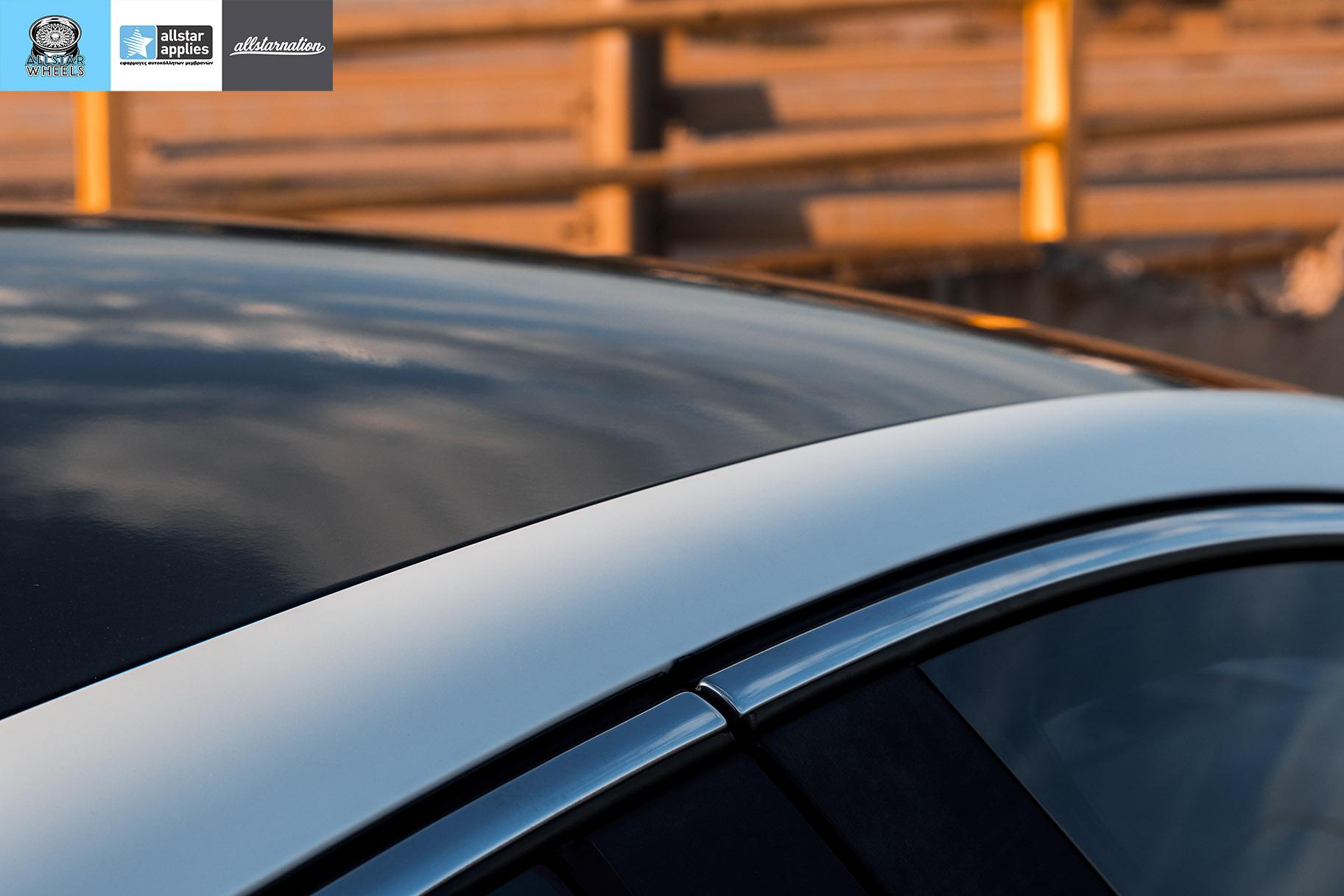 Προστασία ηλιοροφής Αυτοκινήτου Alfa Romeo Giulietta Matt Diamond White | Allstar Applies στη Θεσσαλονίκη