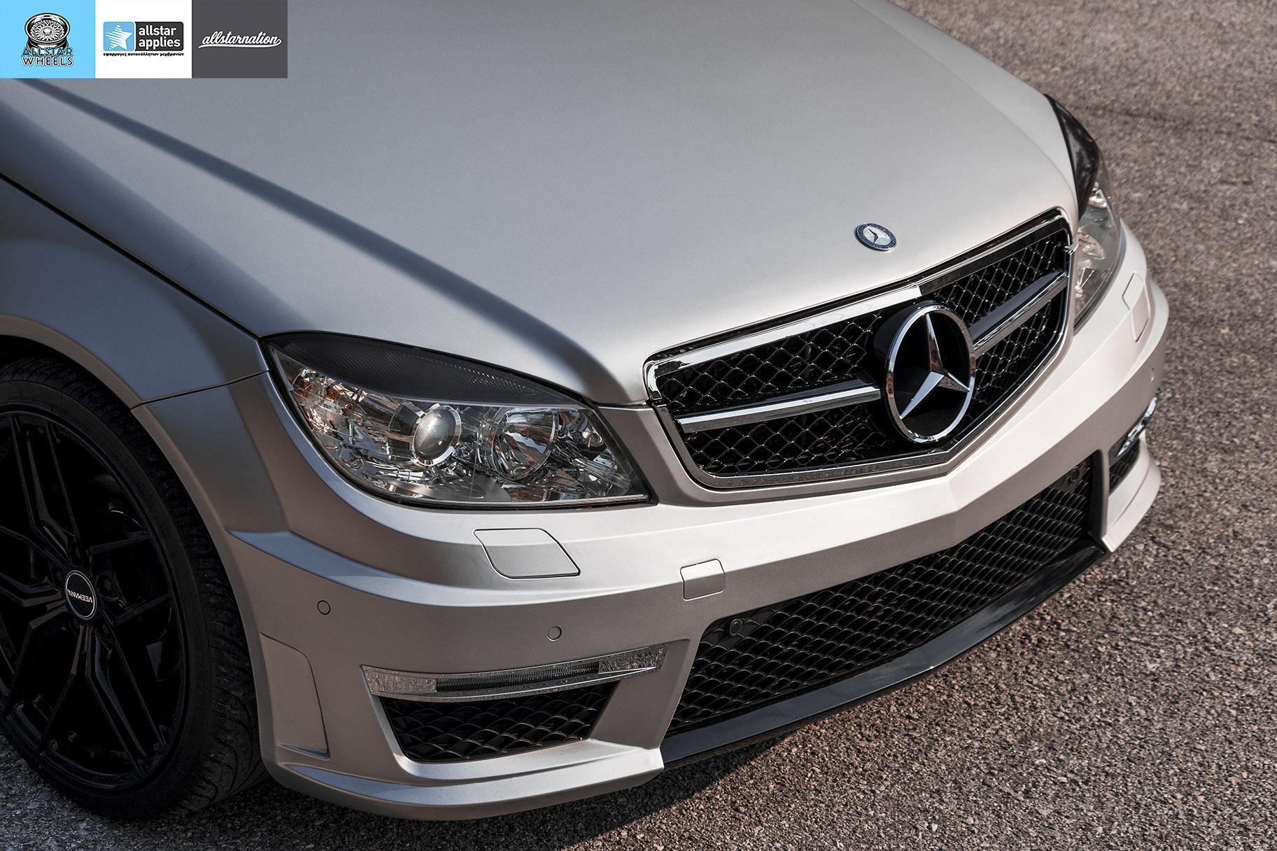 Mercedes Benz C Class Amg Project Allstar Applies