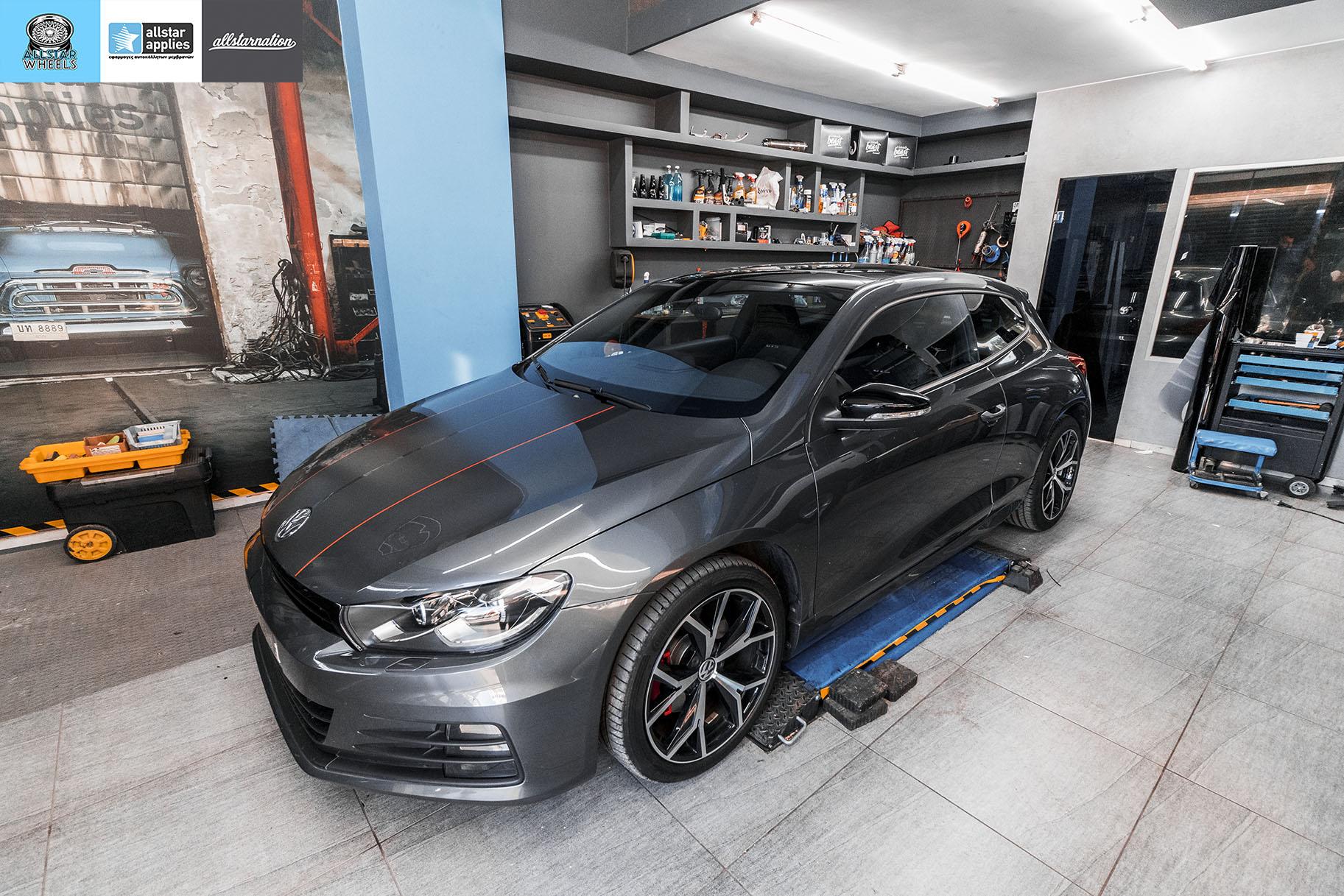 VW SCIROCCO MATT DIAMOND BLACK ALLSTAR APPLIES (1)