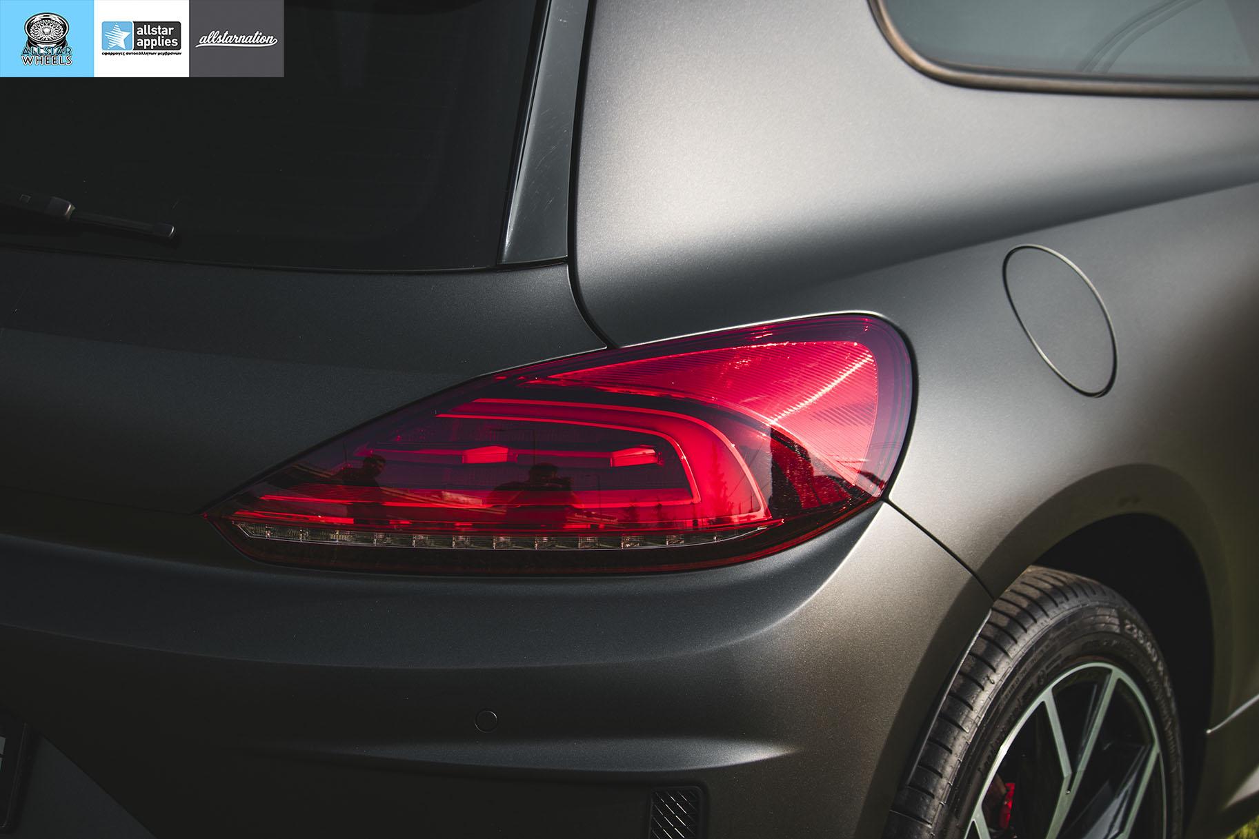 VW SCIROCCO MATT DIAMOND BLACK ALLSTAR APPLIES (10)