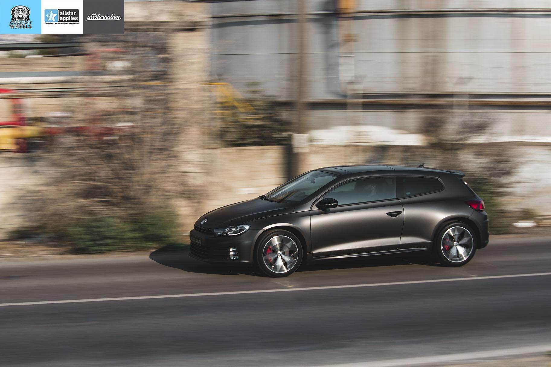 VW SCIROCCO MATT DIAMOND BLACK ALLSTAR APPLIES (18)