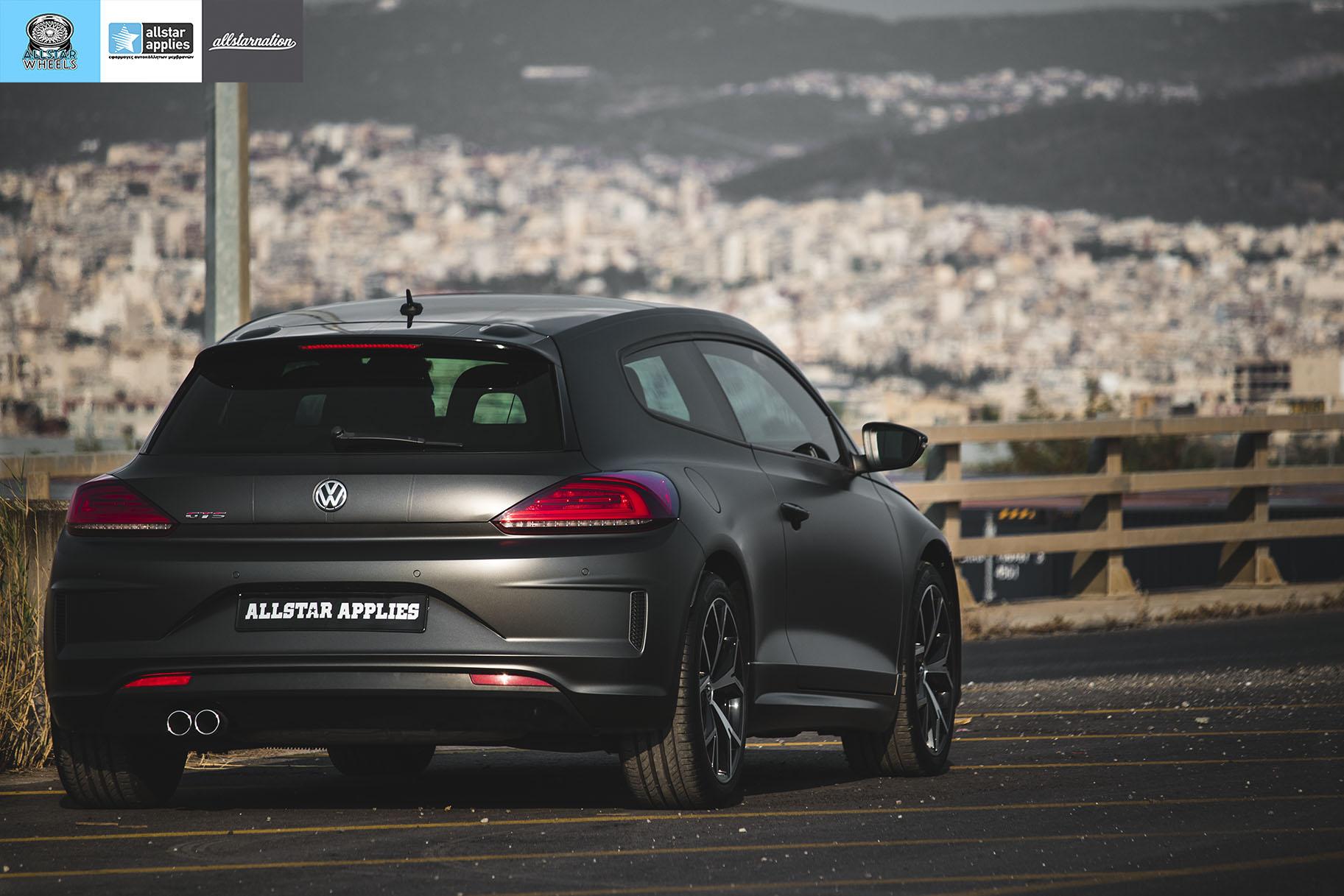 VW SCIROCCO MATT DIAMOND BLACK ALLSTAR APPLIES (21)