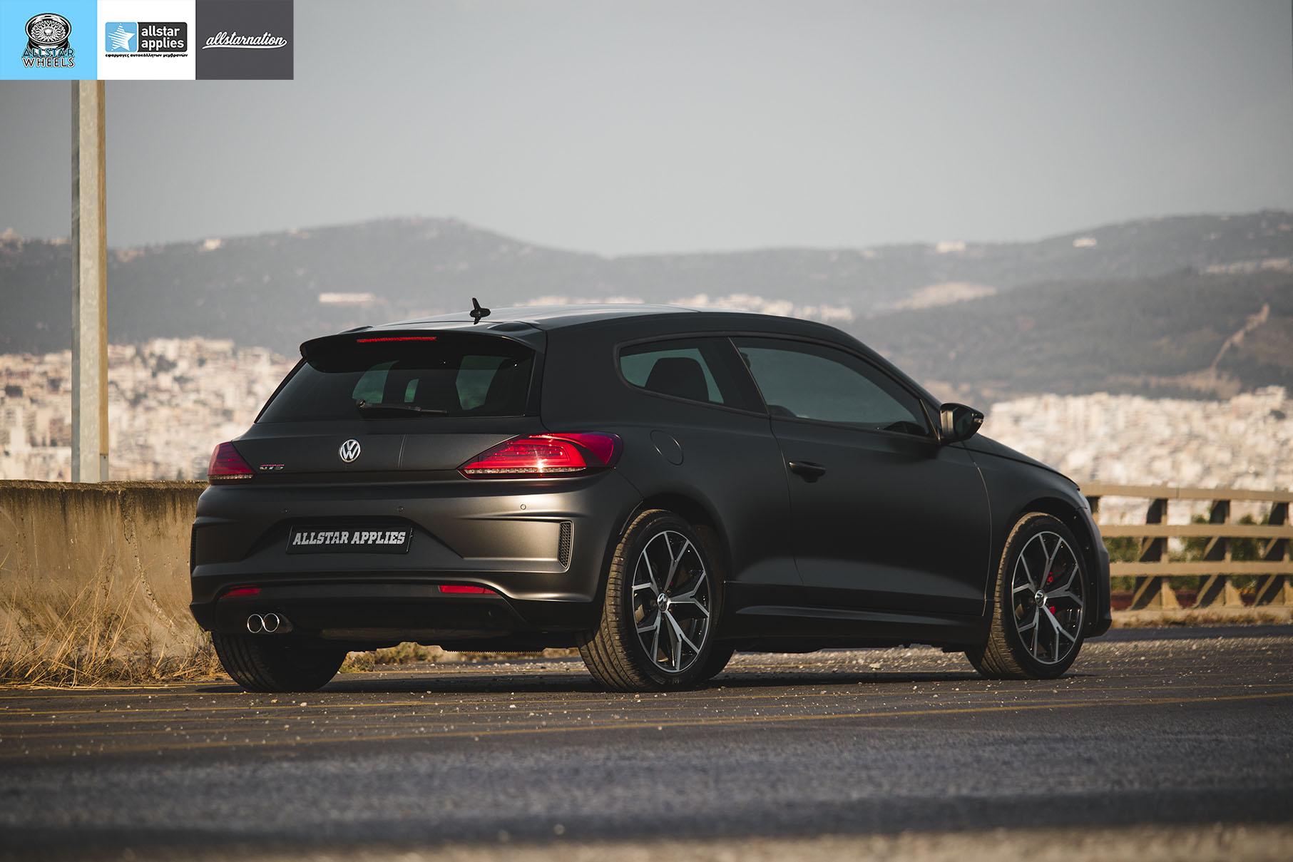 VW SCIROCCO MATT DIAMOND BLACK ALLSTAR APPLIES (22)