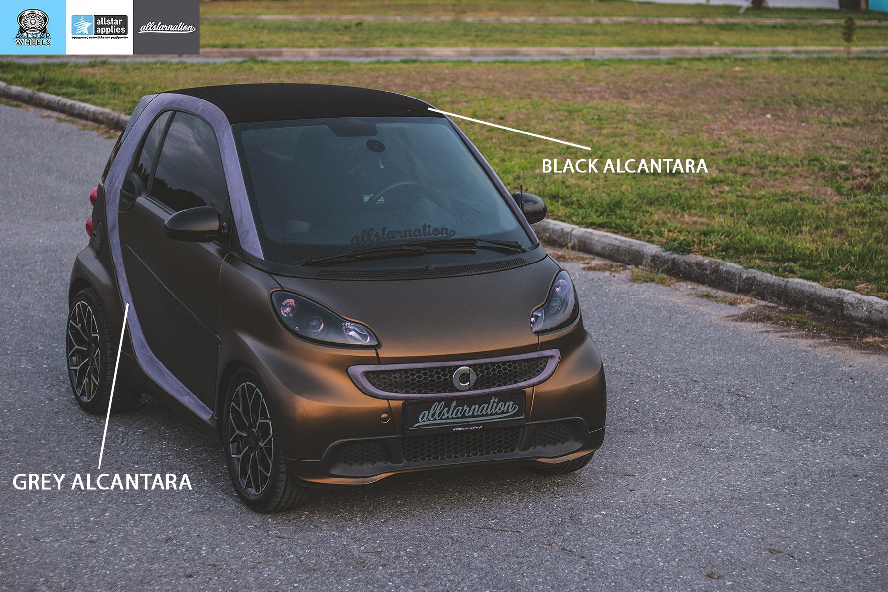 ALCANTARA smart Project