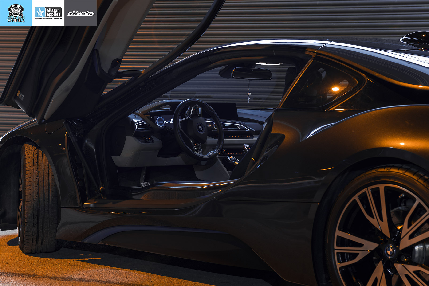BMW I8 – Μεμβράνες προστασίας χρώματος – Μπροστινό πακέτο (5)