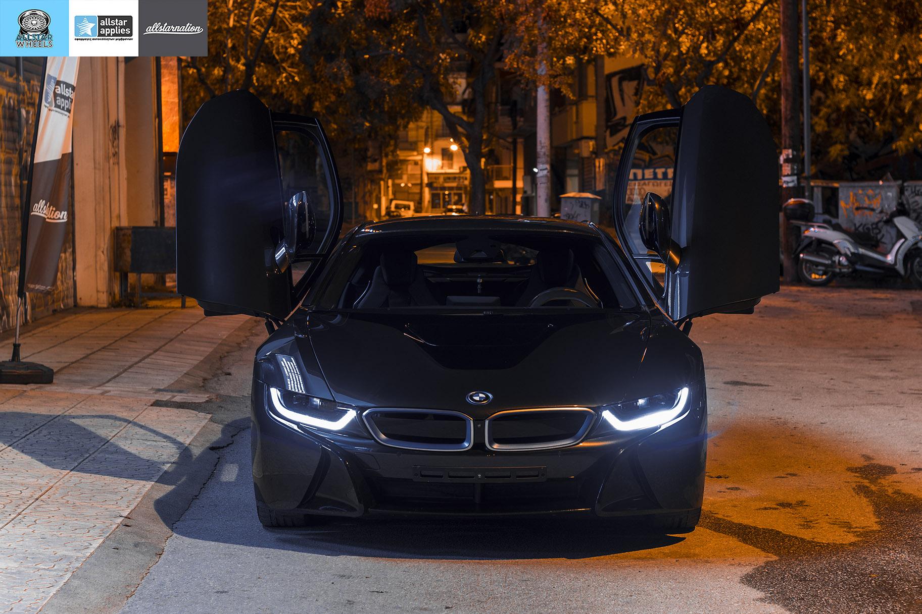BMW I8 – Μεμβράνες προστασίας χρώματος – Μπροστινό πακέτο (7)