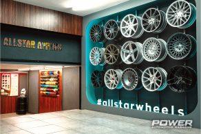 Ζάντες για αυτοκίνητα στη Θεσσαλονίκη allstar applies