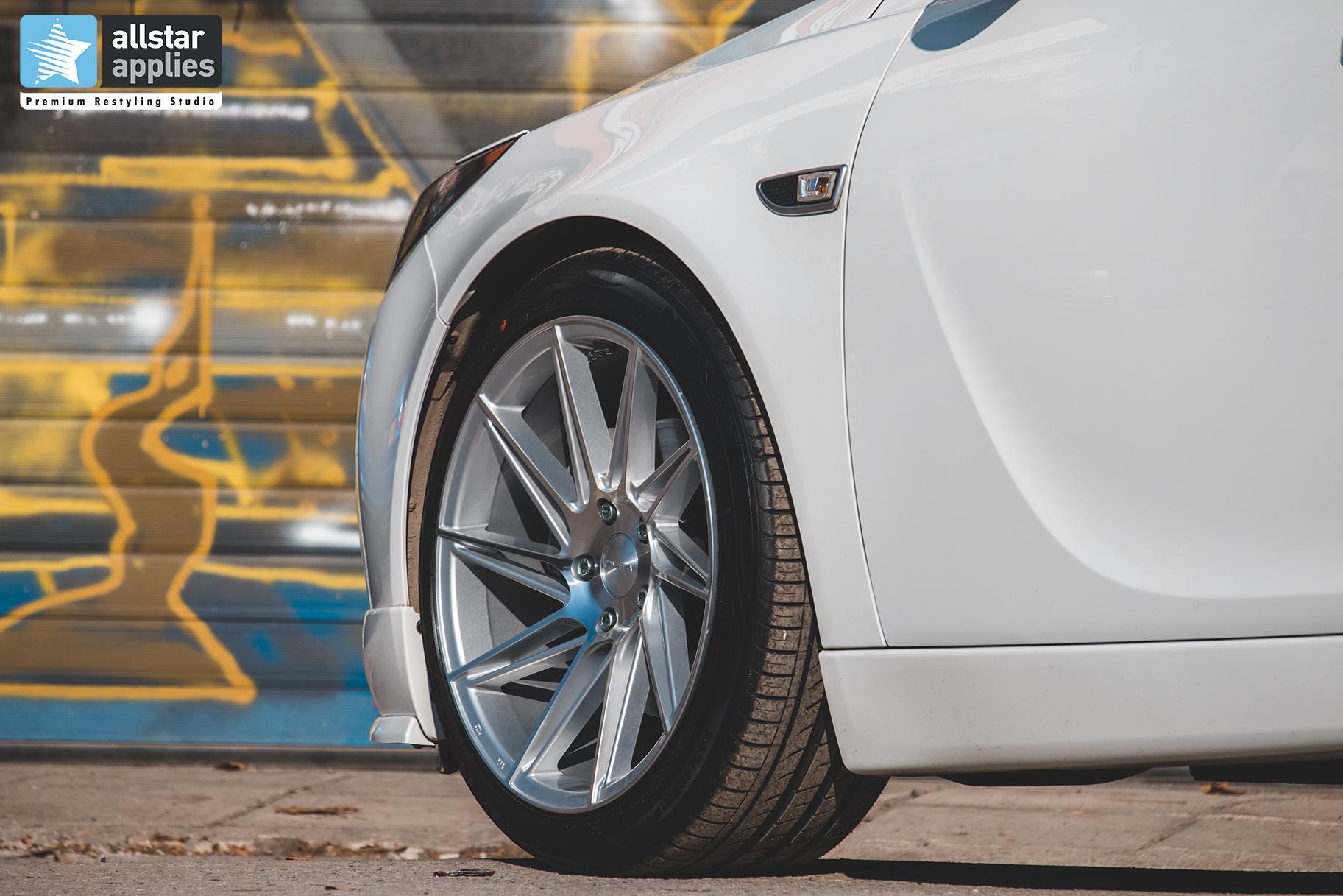 ζάντες αυτοκινήτου Opel allstar applies στη Θεσσαλονίκη