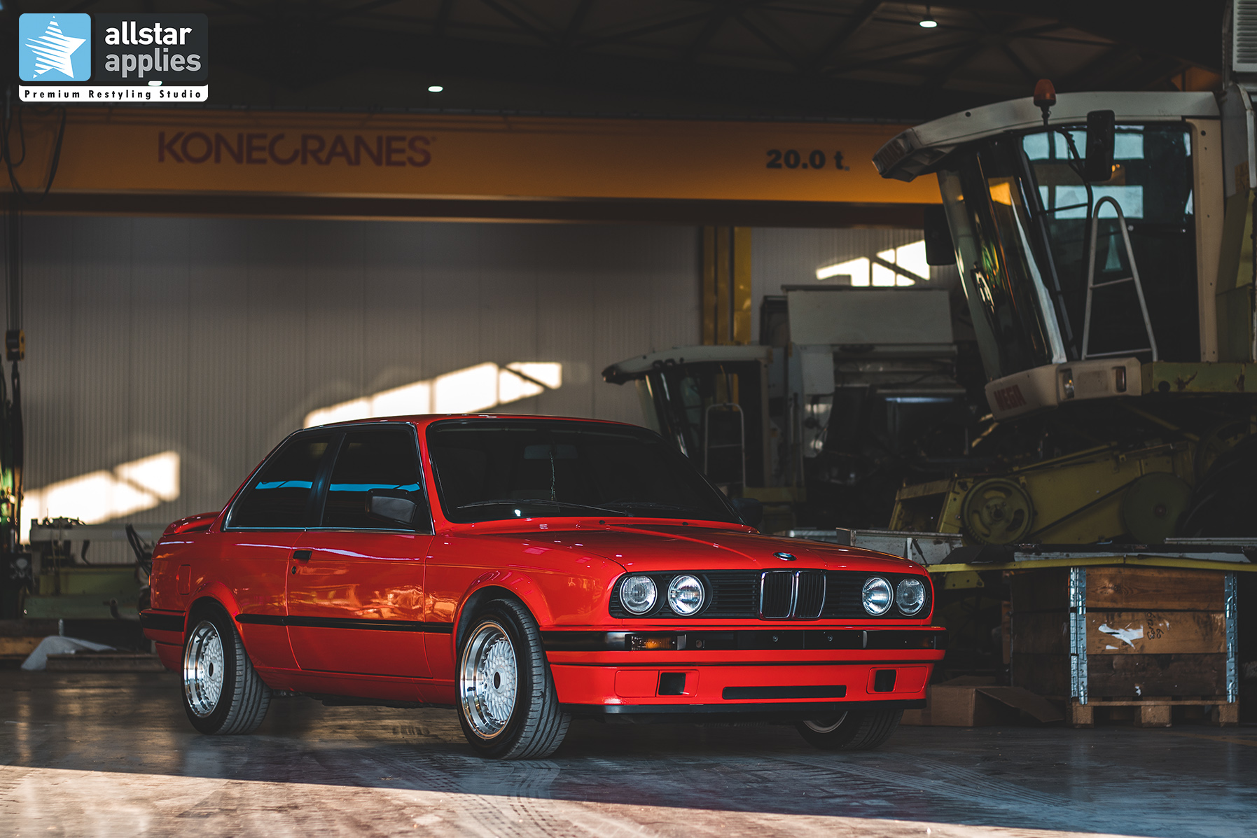TABASCO RED E30 316i 10