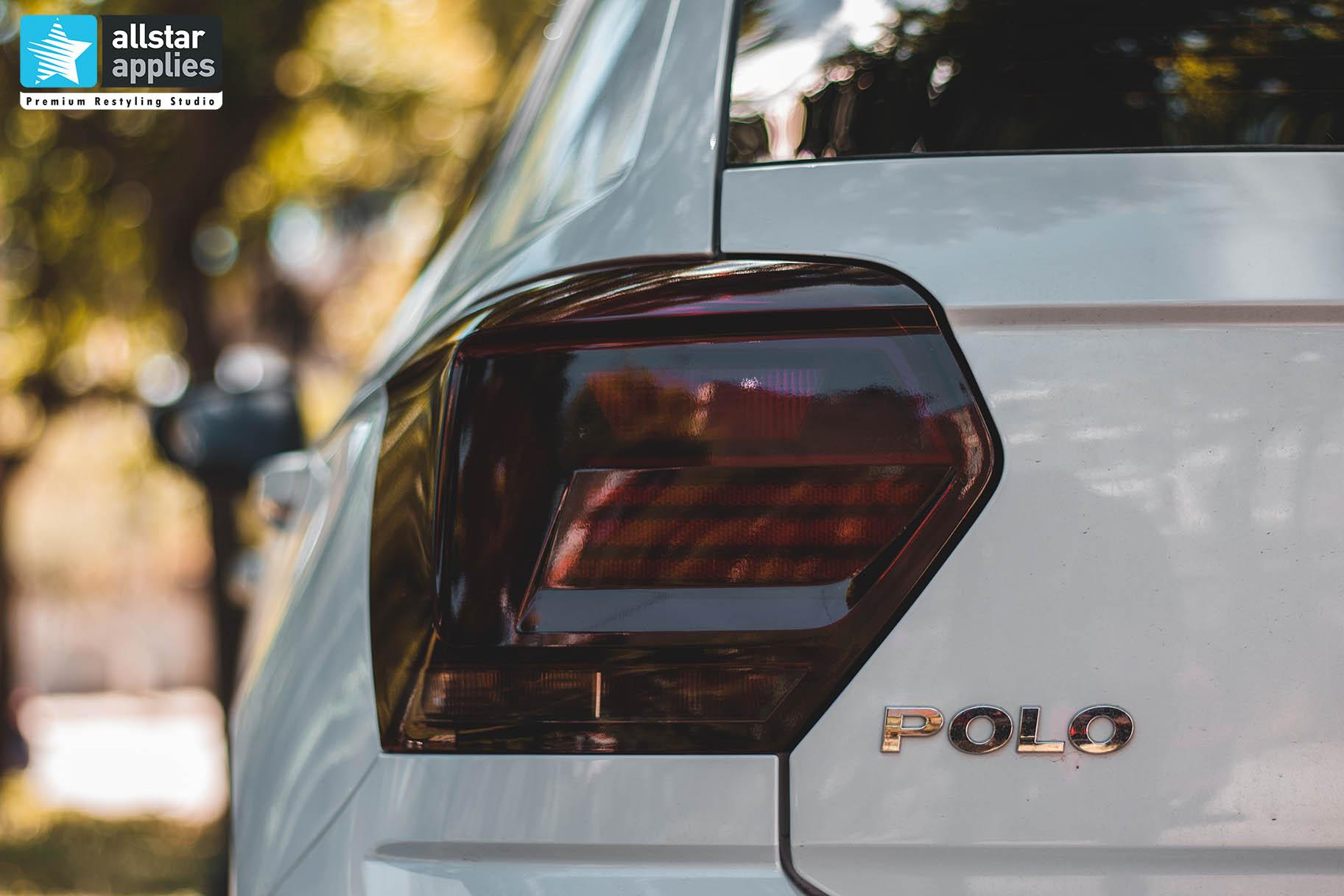 VW POLO 2020 WINDOW TINT - SMOKE TINT (4)