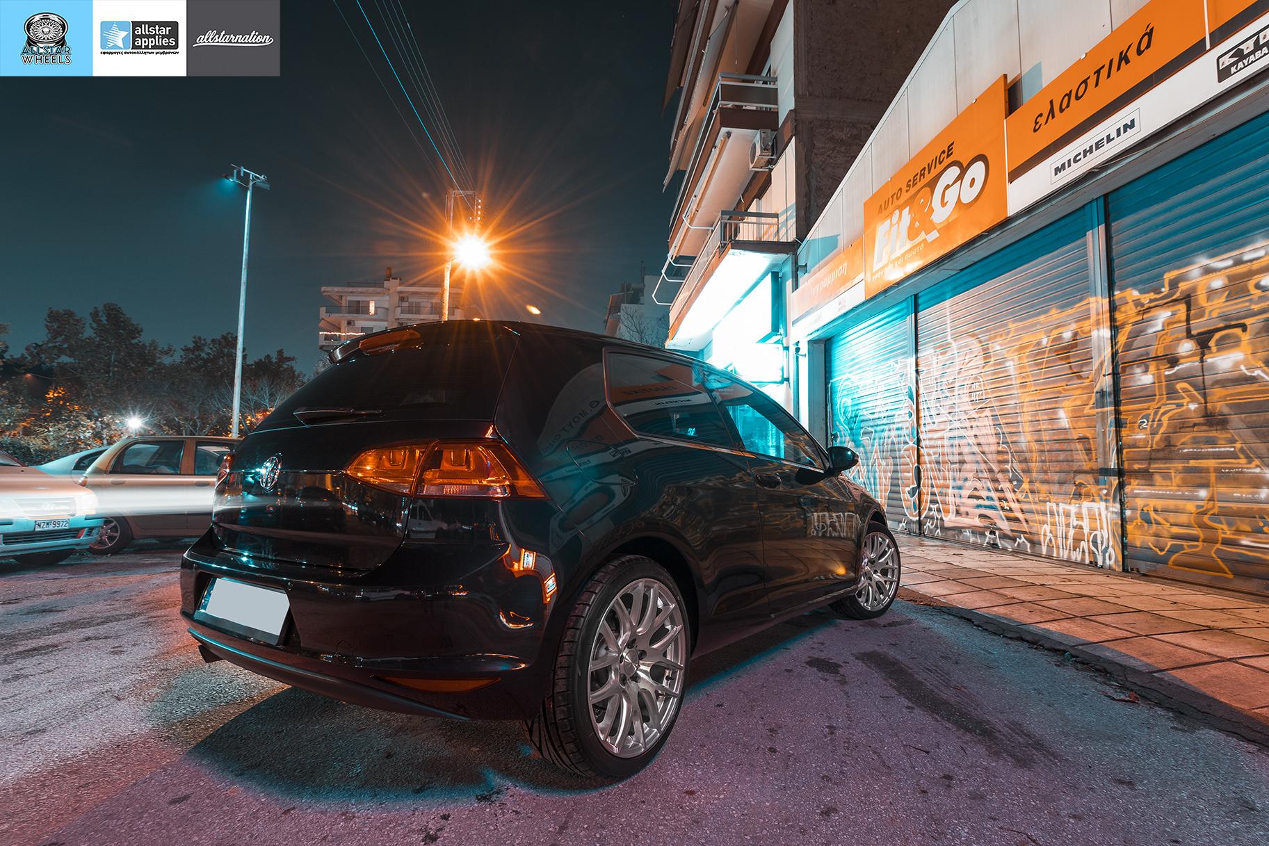 Ζάντες αυτοκινήτων vw στη Θεσσαλονίκη allstar applies