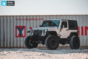 Jeep Rubicon αλλαγή χρώματος με μεμβράνες στη θεσσαλονίκη allstar applies