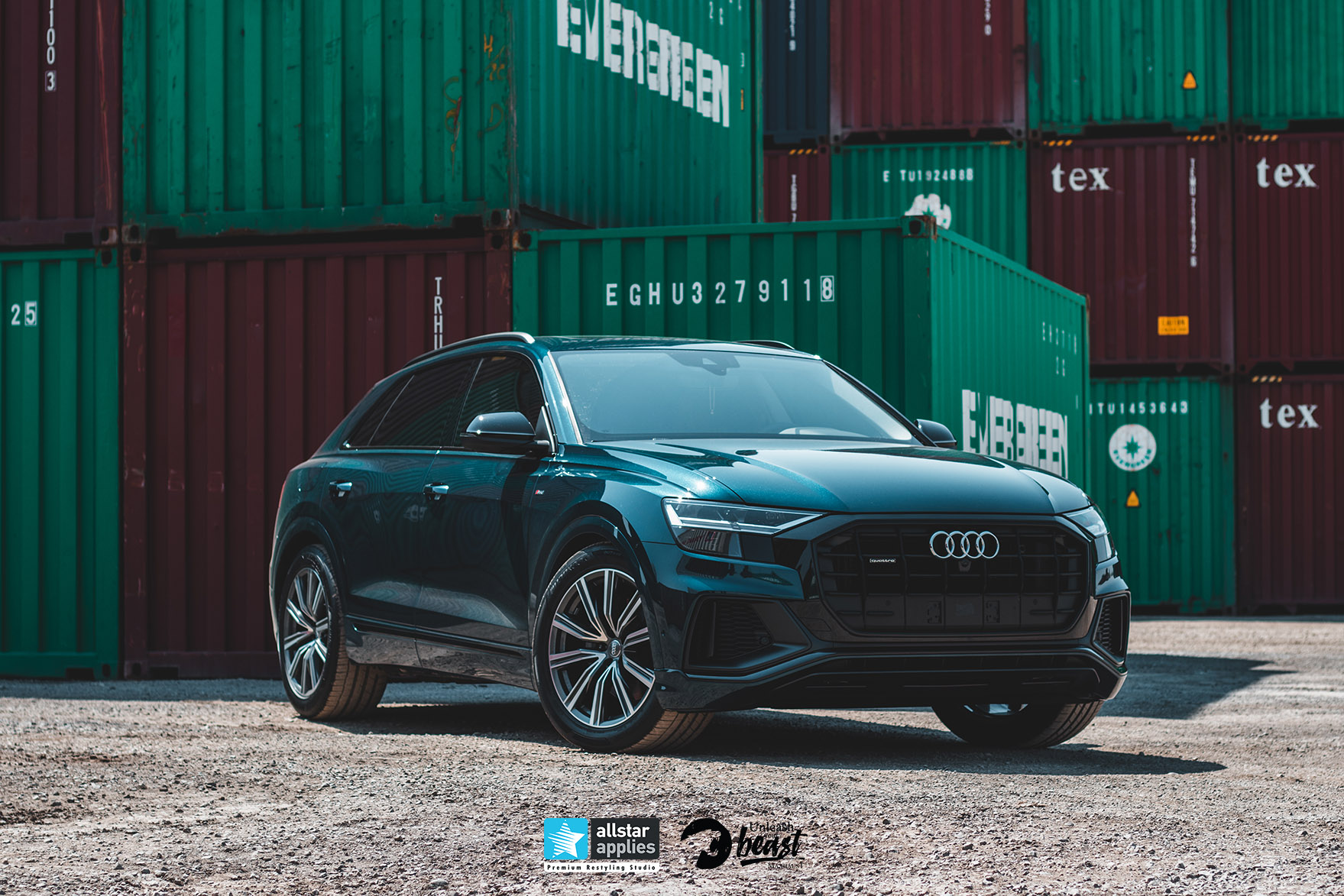 AUDI Q8 MAXHAUST ALLSTAR APPLIES (20)
