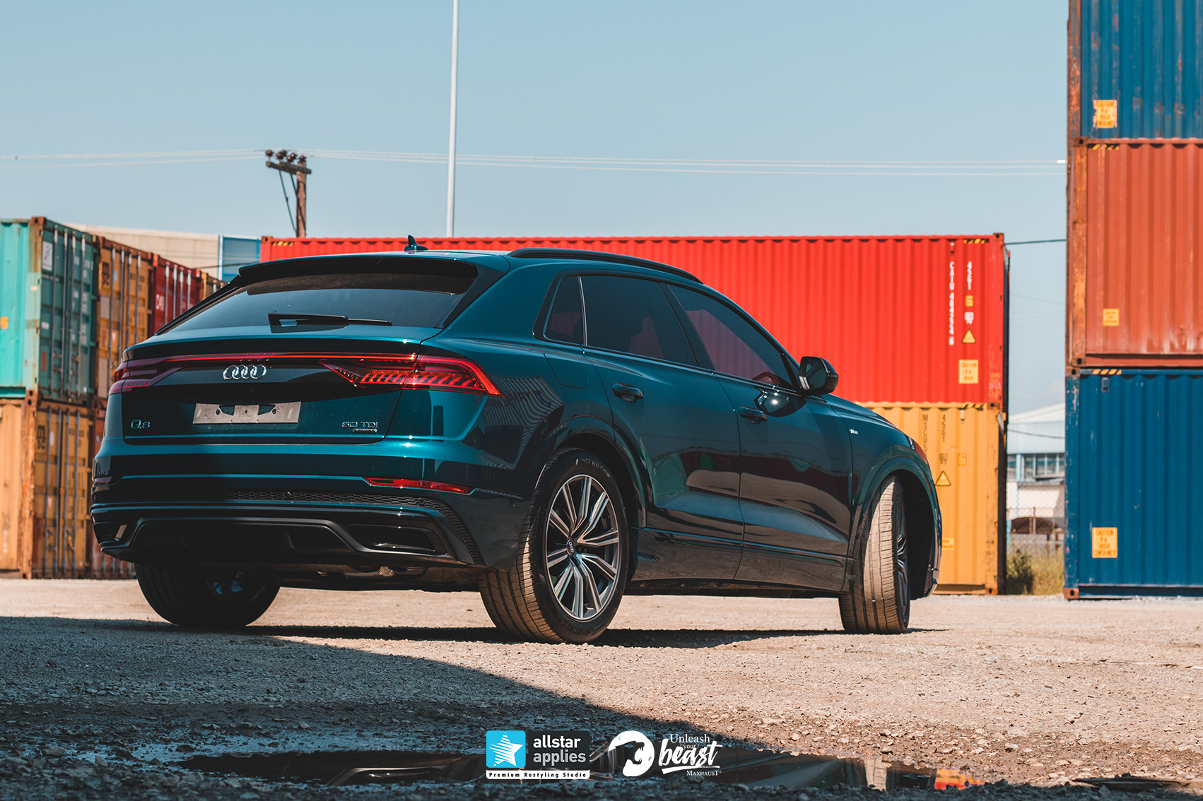 AUDI Q8 MAXHAUST ALLSTAR APPLIES (23)