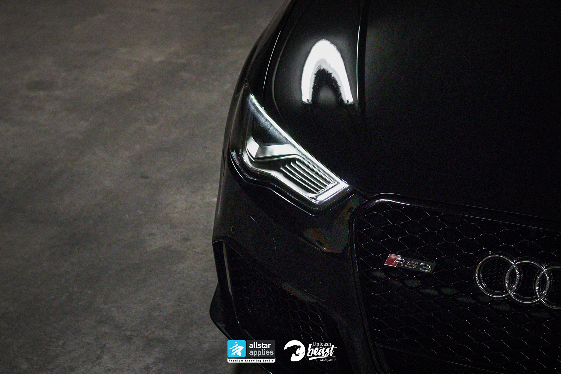AUDI RS3 LOOK MAXHAUST 10
