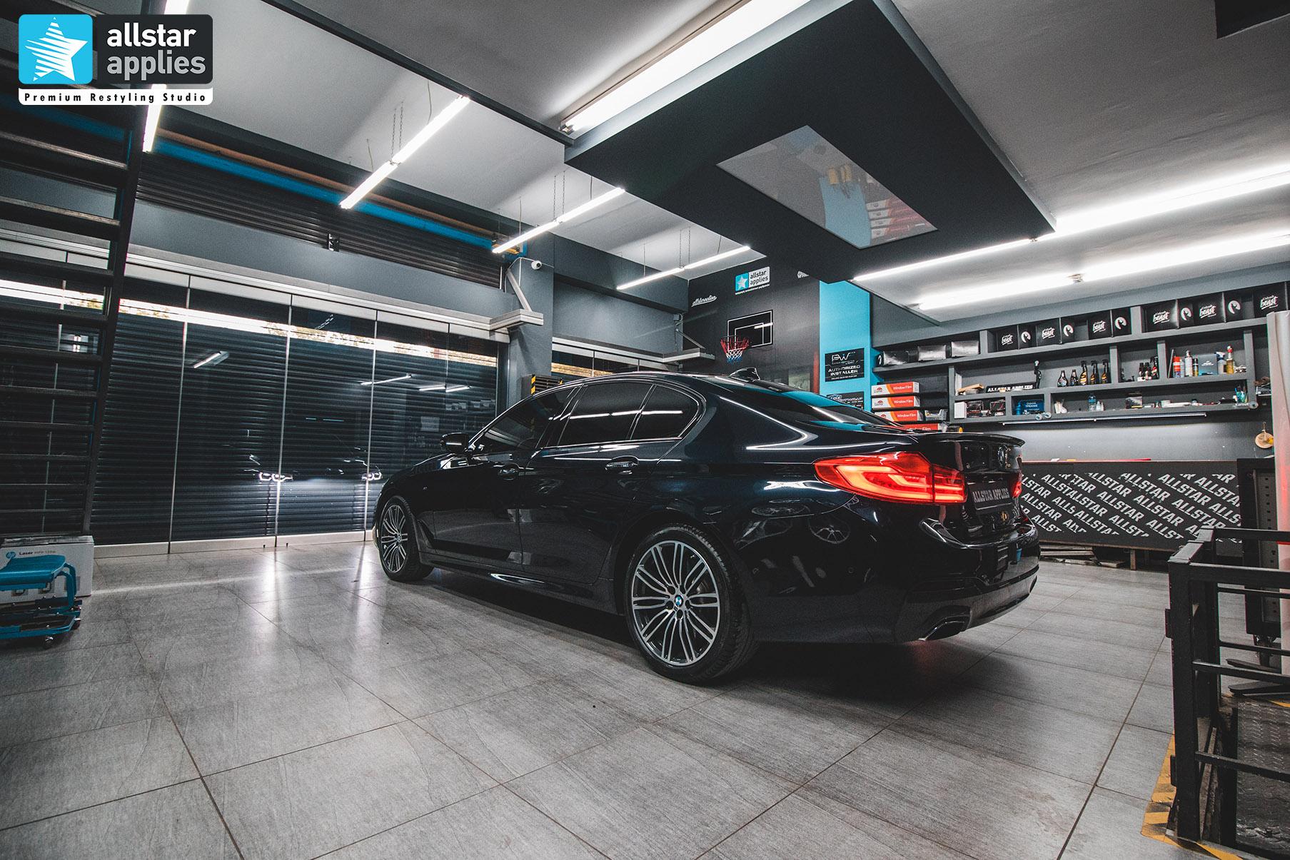 BMW G30 5 SERIES M ALLSTAR APPLIES PPF 6
