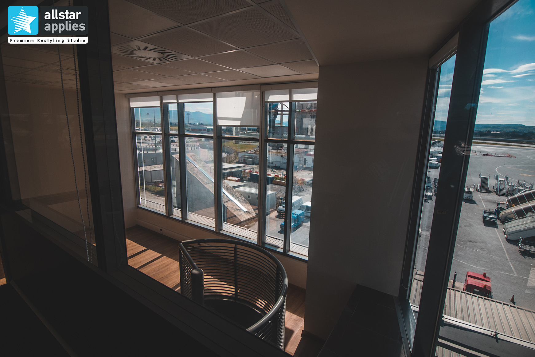 skg airport office 5