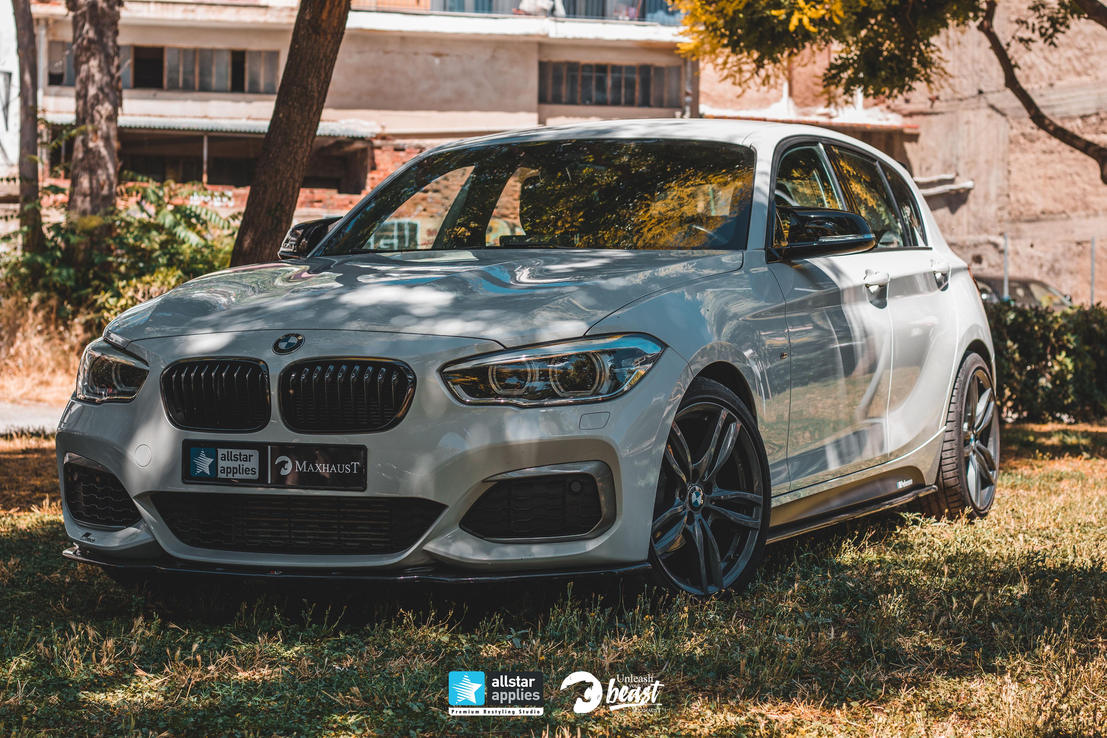 BMW SERIES 1 M PACKET MAXHAUST 4