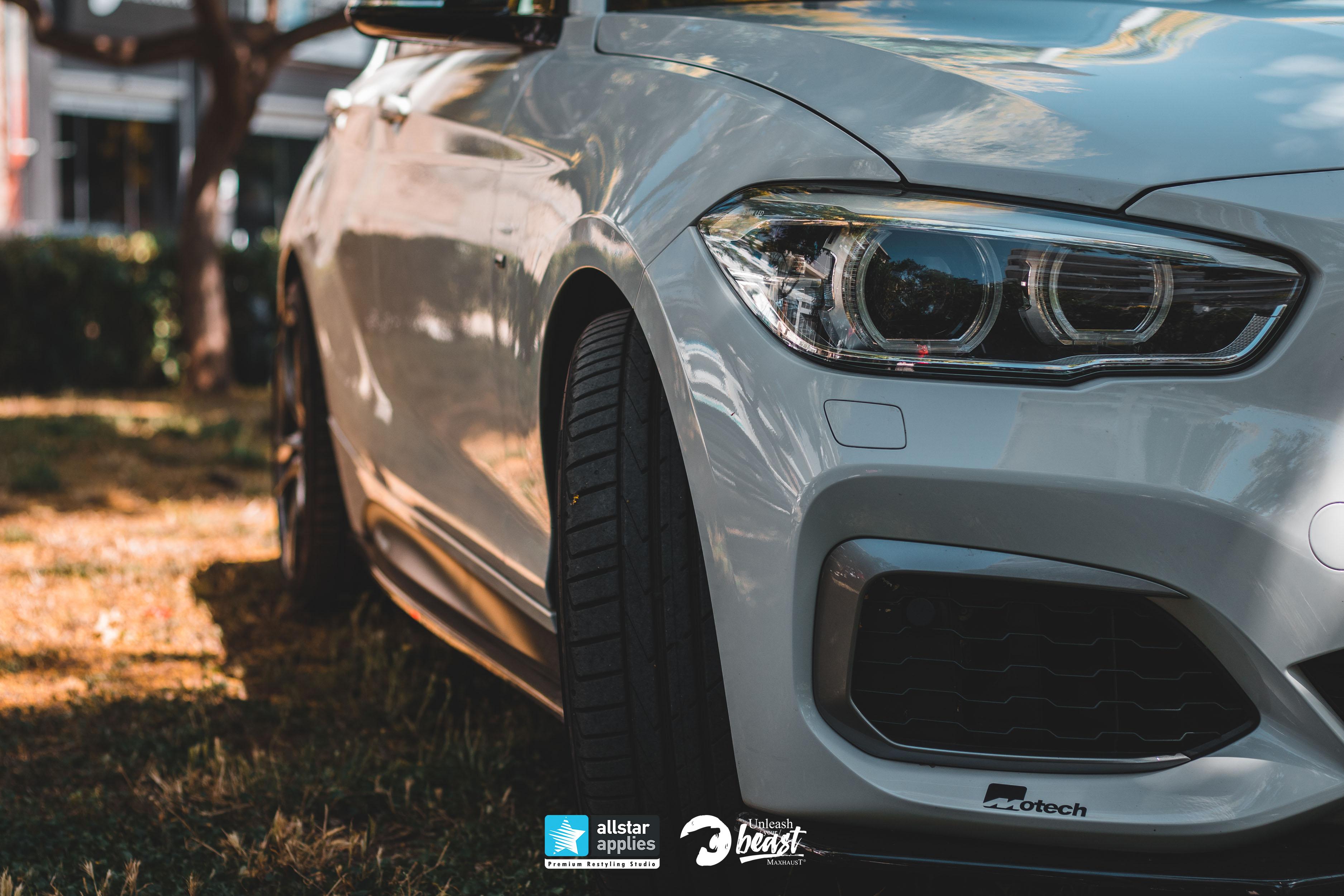 BMW SERIES 1 M PACKET MAXHAUST 6