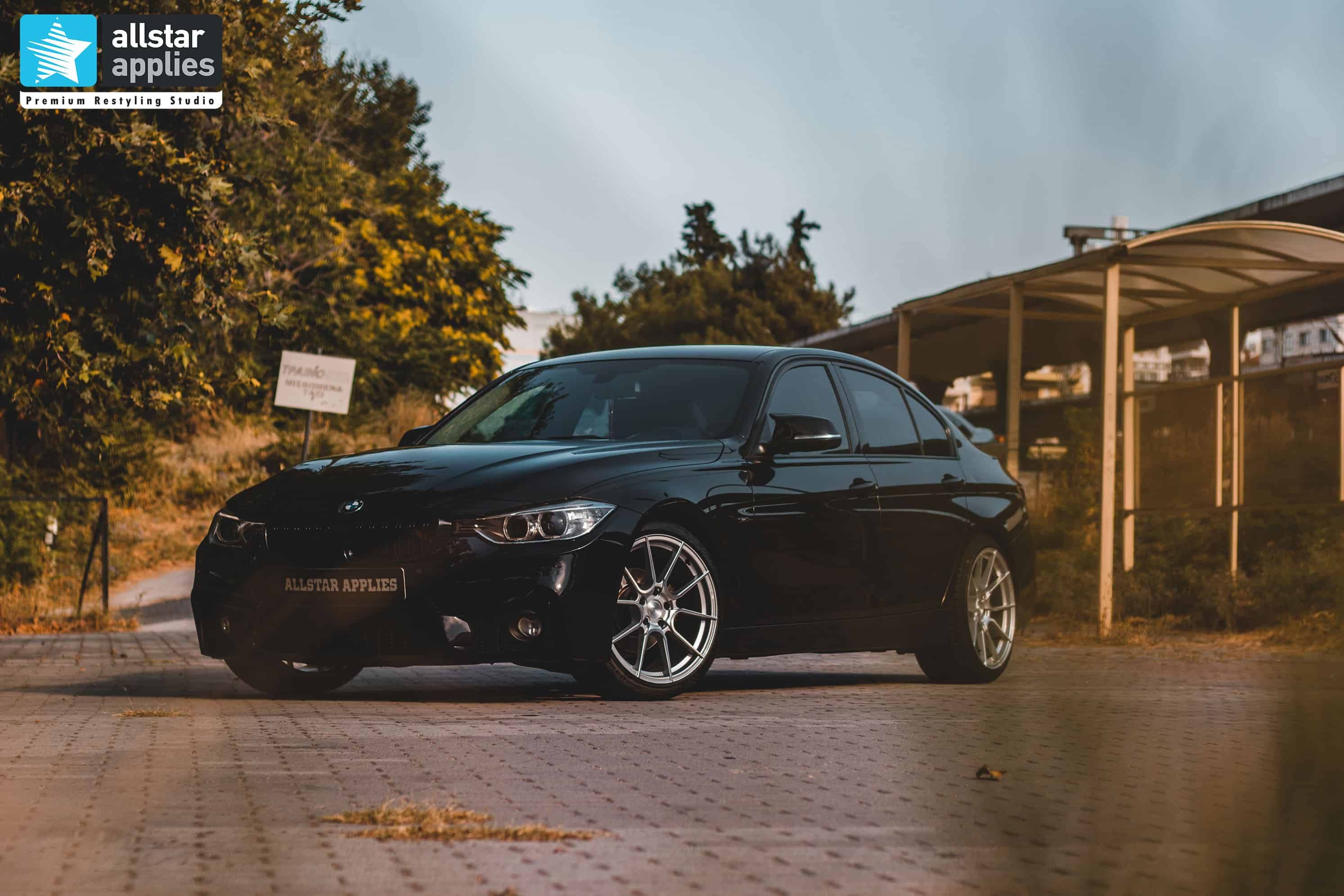 BMW 3 SERIES ISPIRI FFR6 8