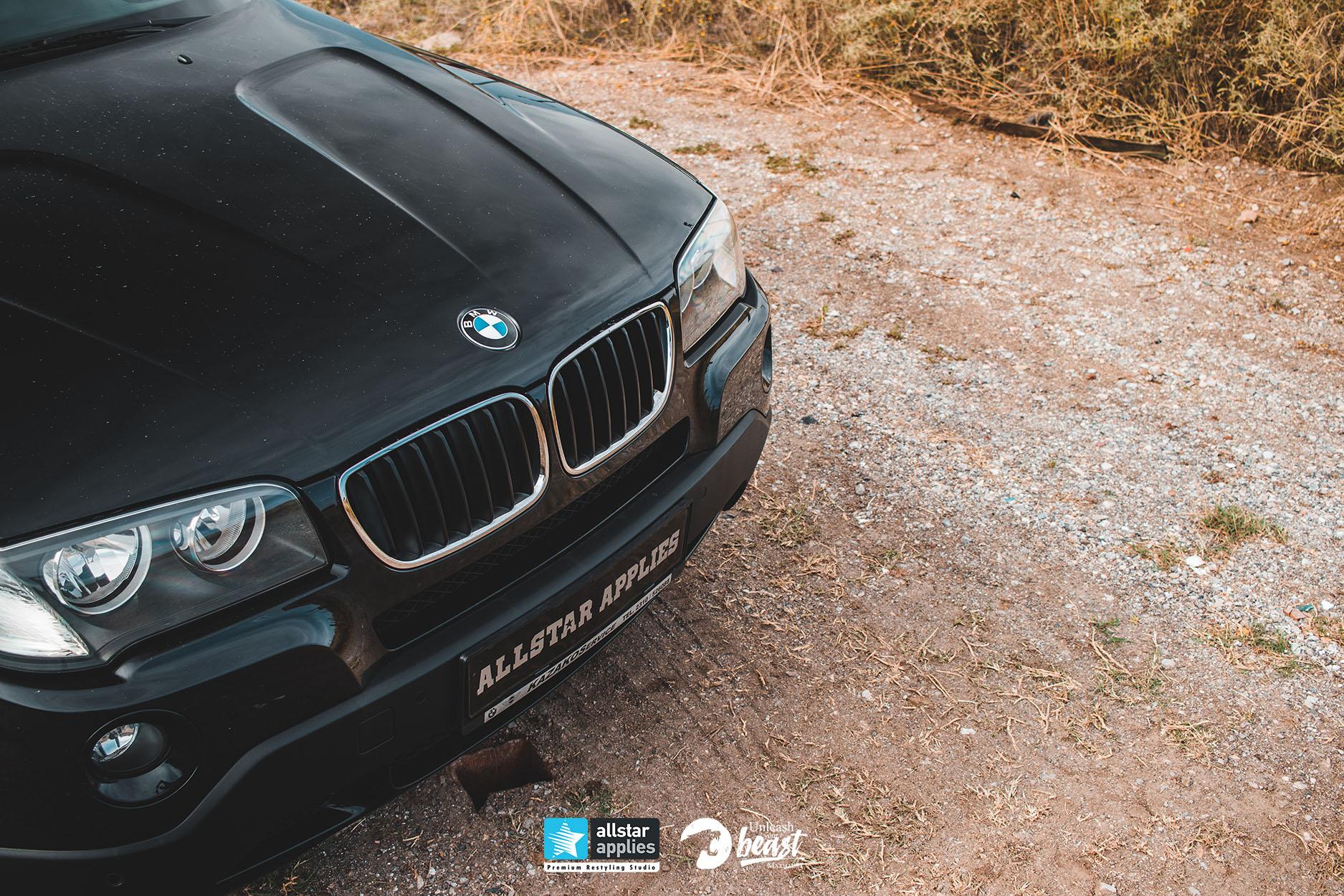 BMW X3 GREG MAXHAUST 1