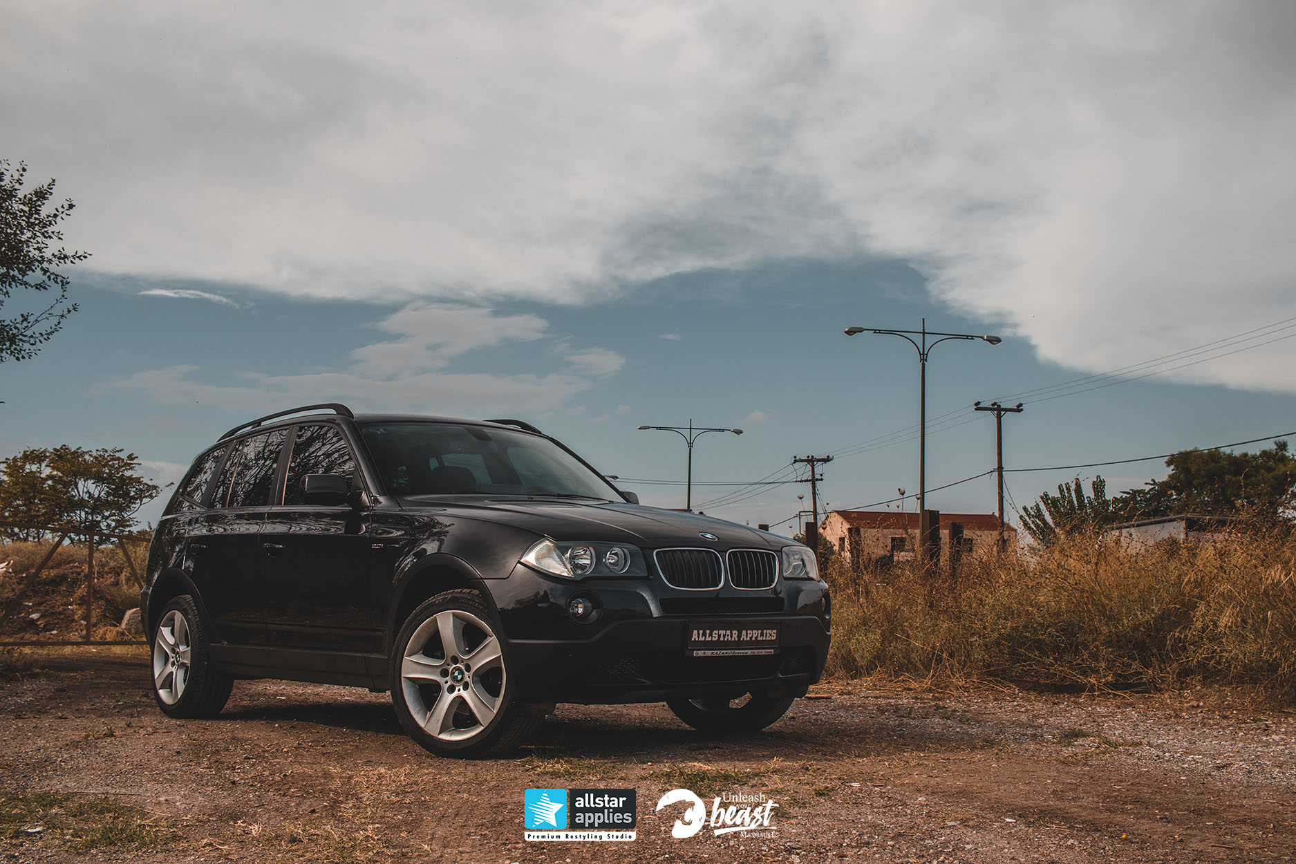 BMW X3 GREG MAXHAUST 2