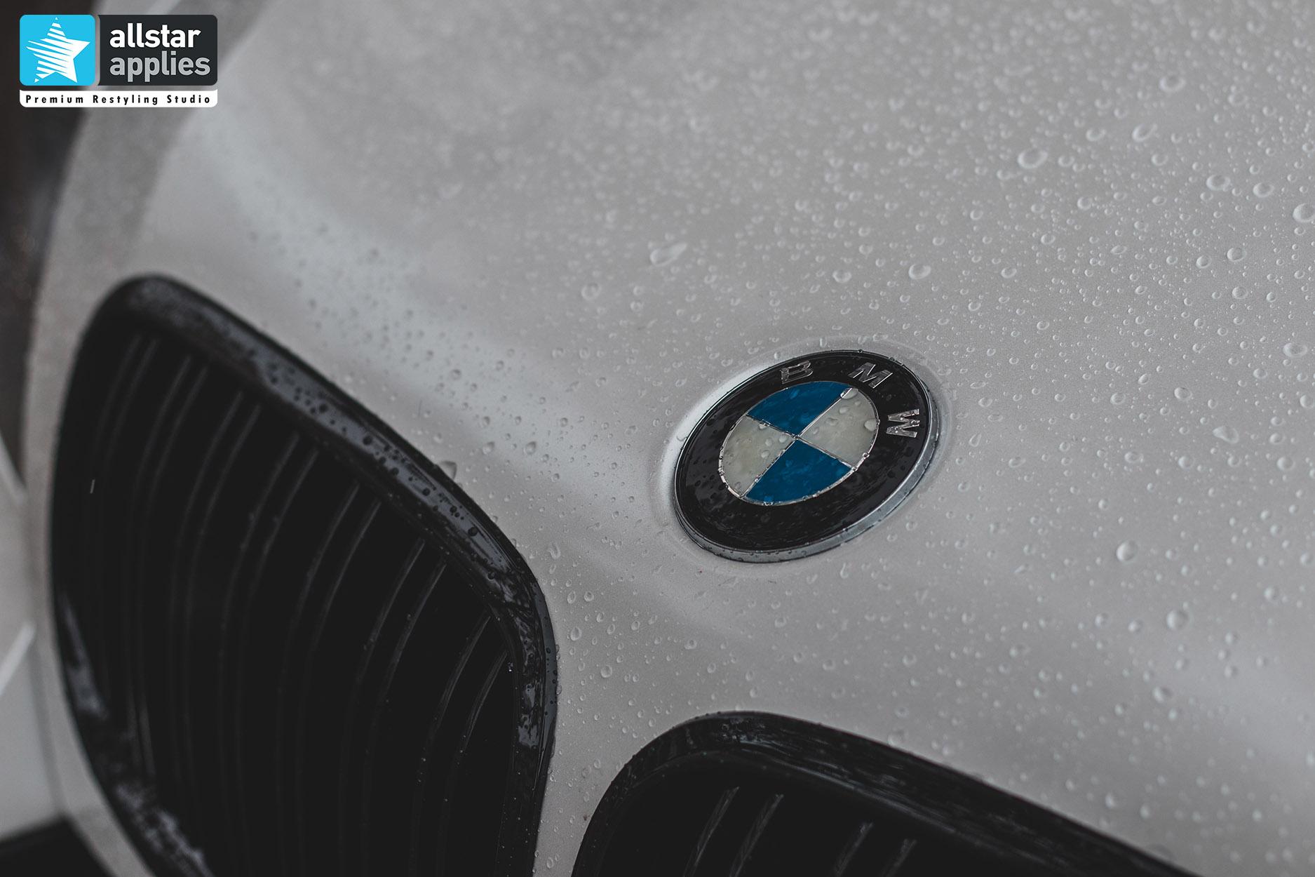 BMW X5 WHITE METALLIC 3